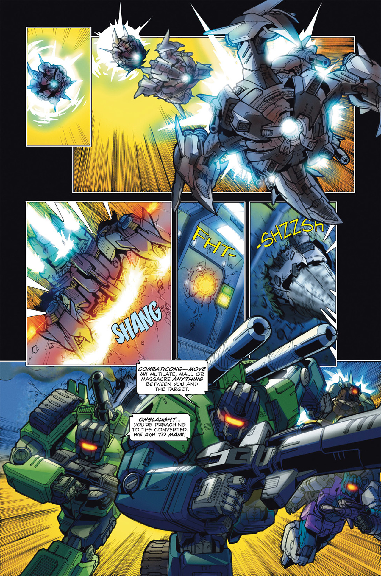 Read online Transformers: Spotlight - Arcee comic -  Issue # Full - 16
