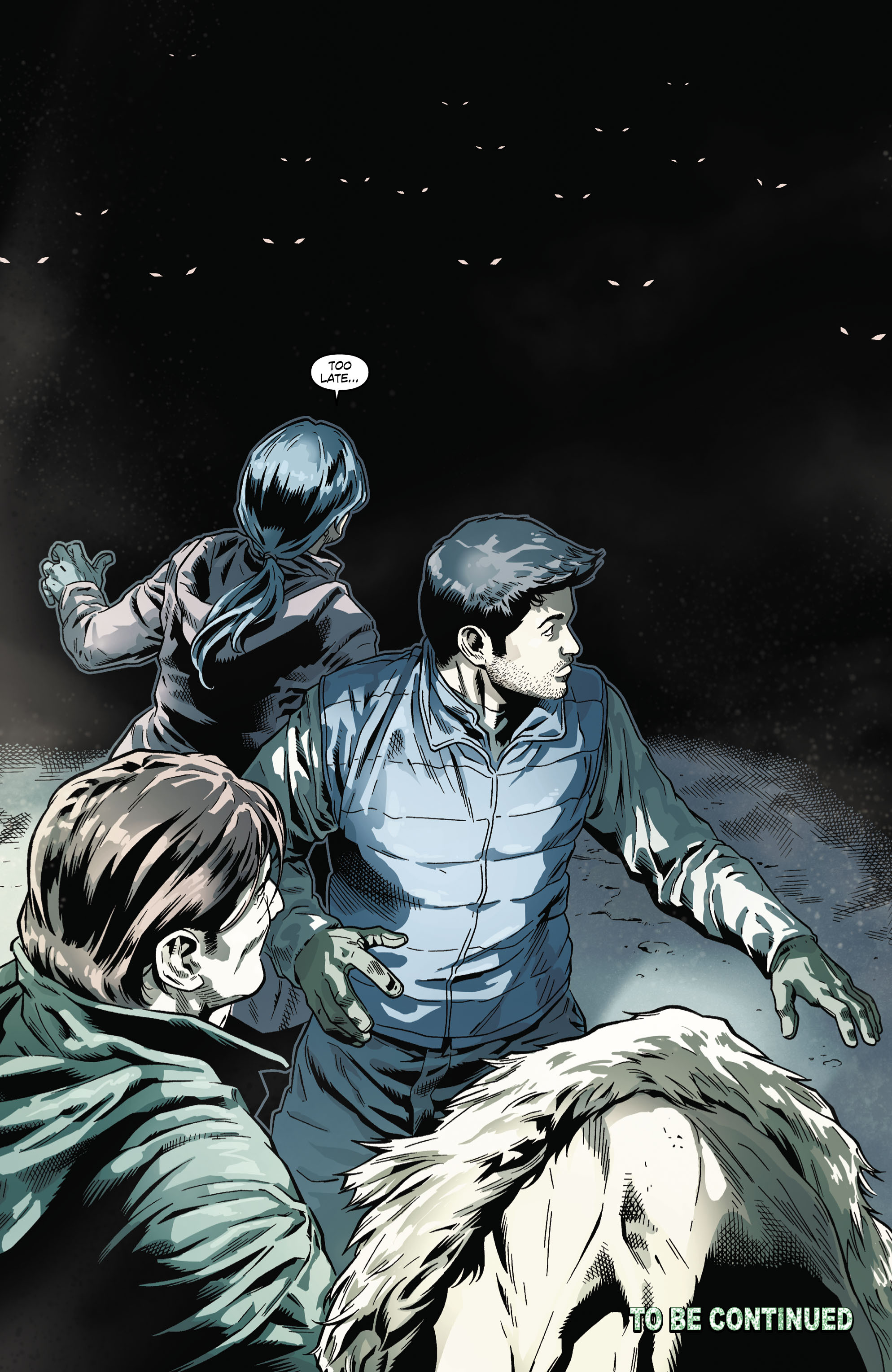 Read online Uncharted comic -  Issue #4 - 21