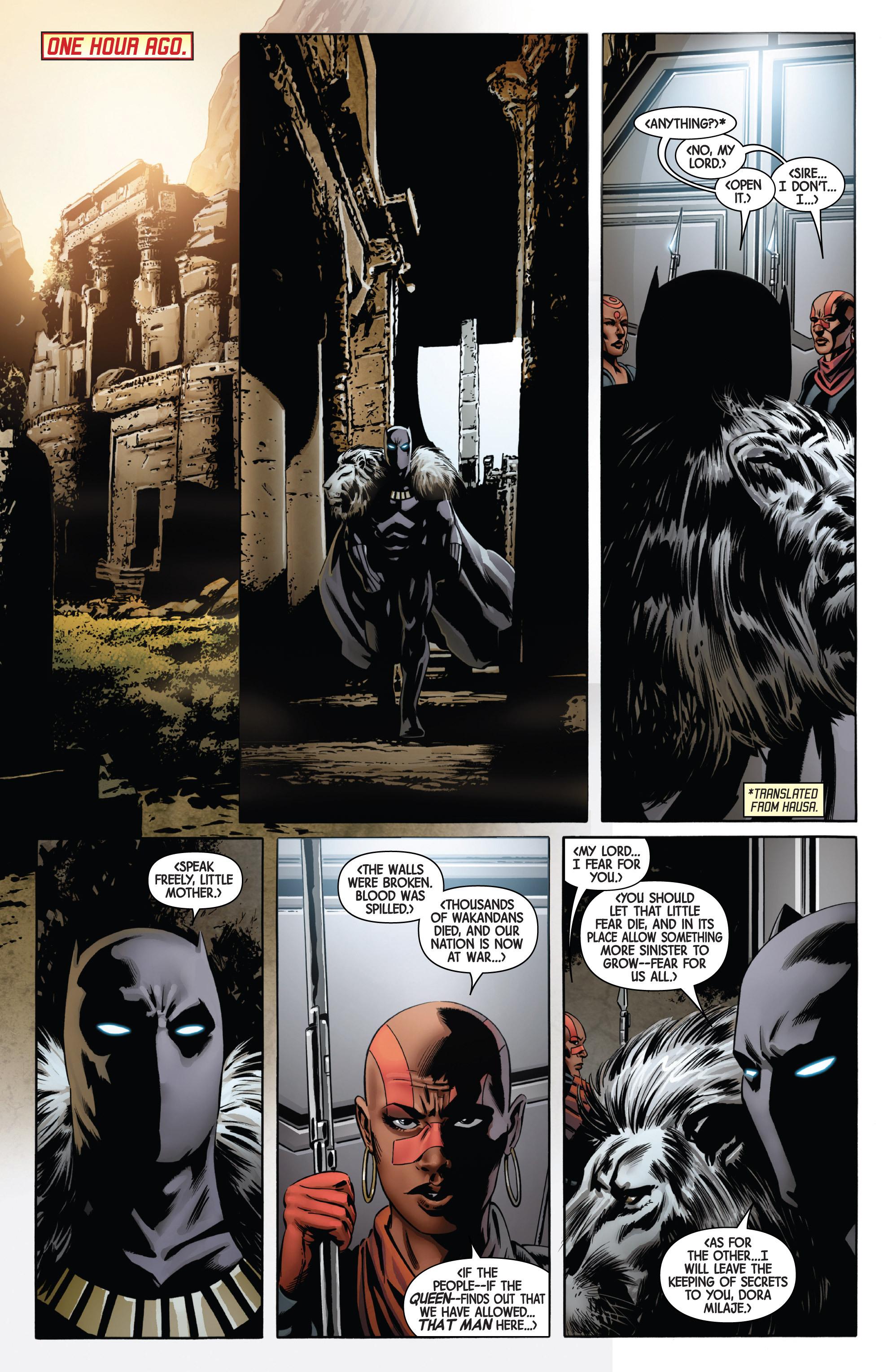 Read online Secret Wars Prelude comic -  Issue # Full - 201