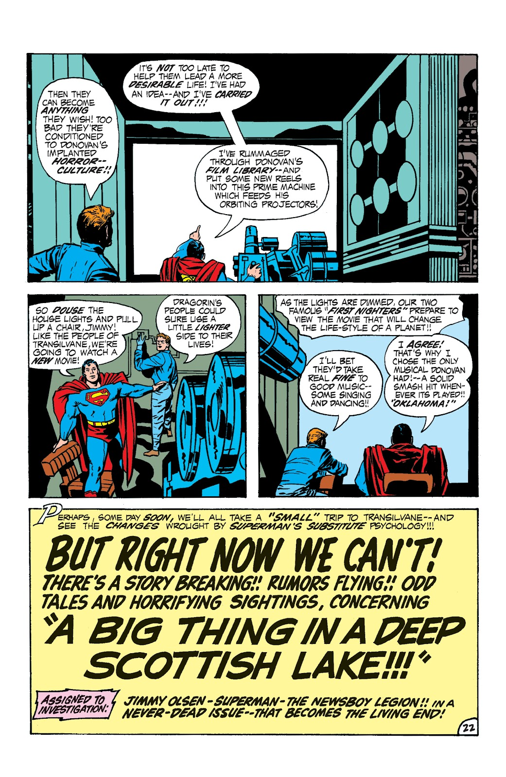 Read online Superman's Pal, Jimmy Olsen by Jack Kirby comic -  Issue # TPB (Part 3) - 36