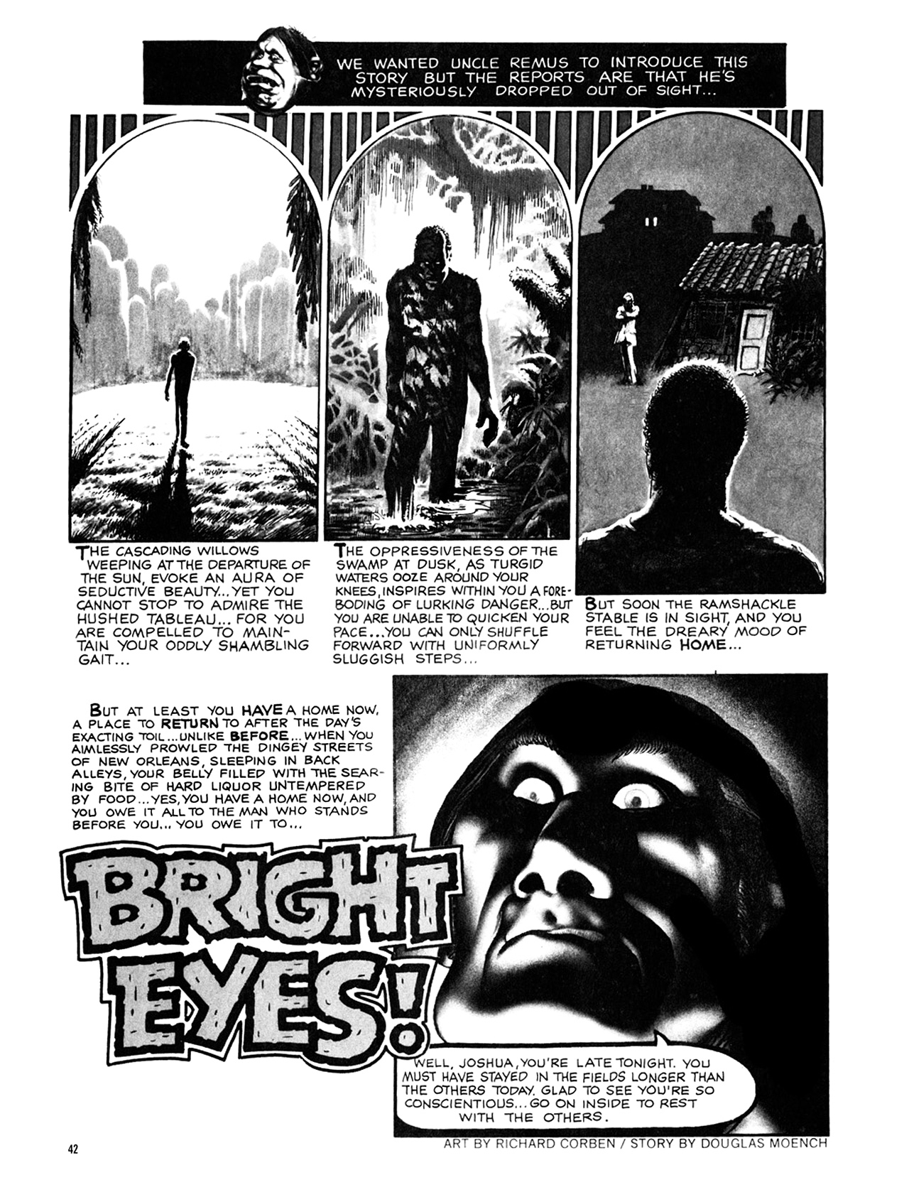 Read online Eerie Archives comic -  Issue # TPB 9 - 43