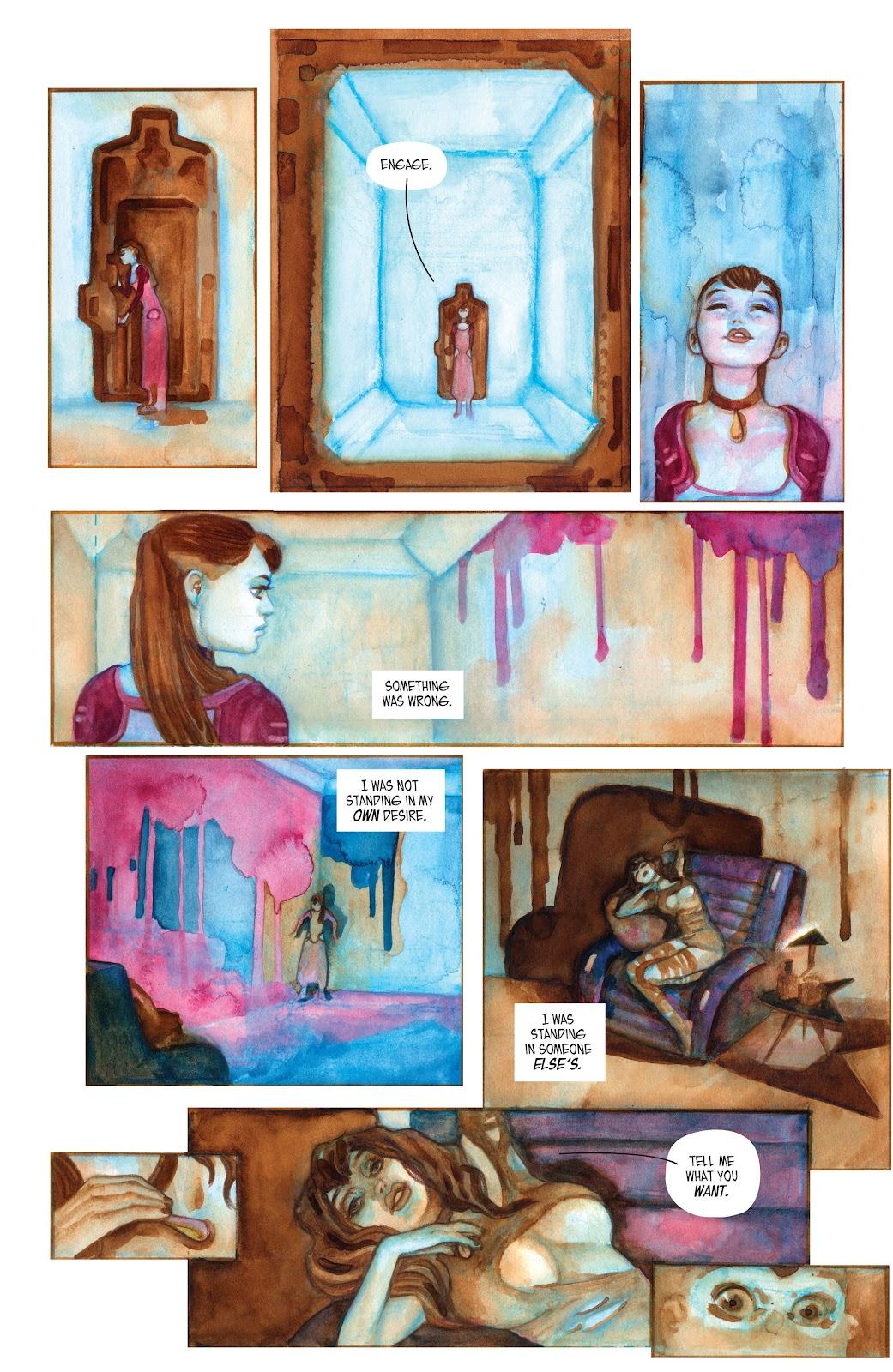 Read online Strange Adventures (2014) comic -  Issue # TPB (Part 1) - 18