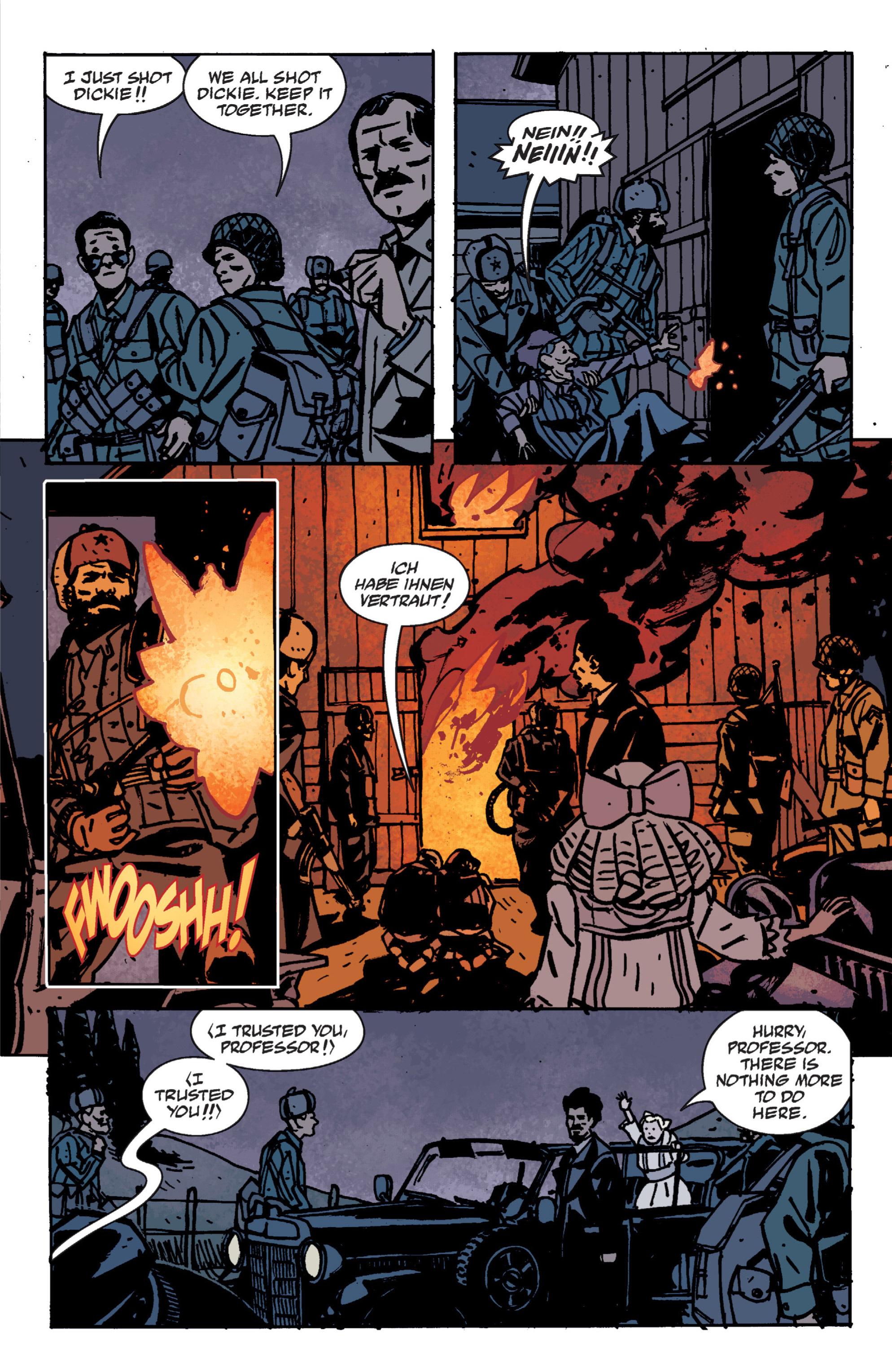 Read online B.P.R.D. (2003) comic -  Issue # TPB 9 - 50