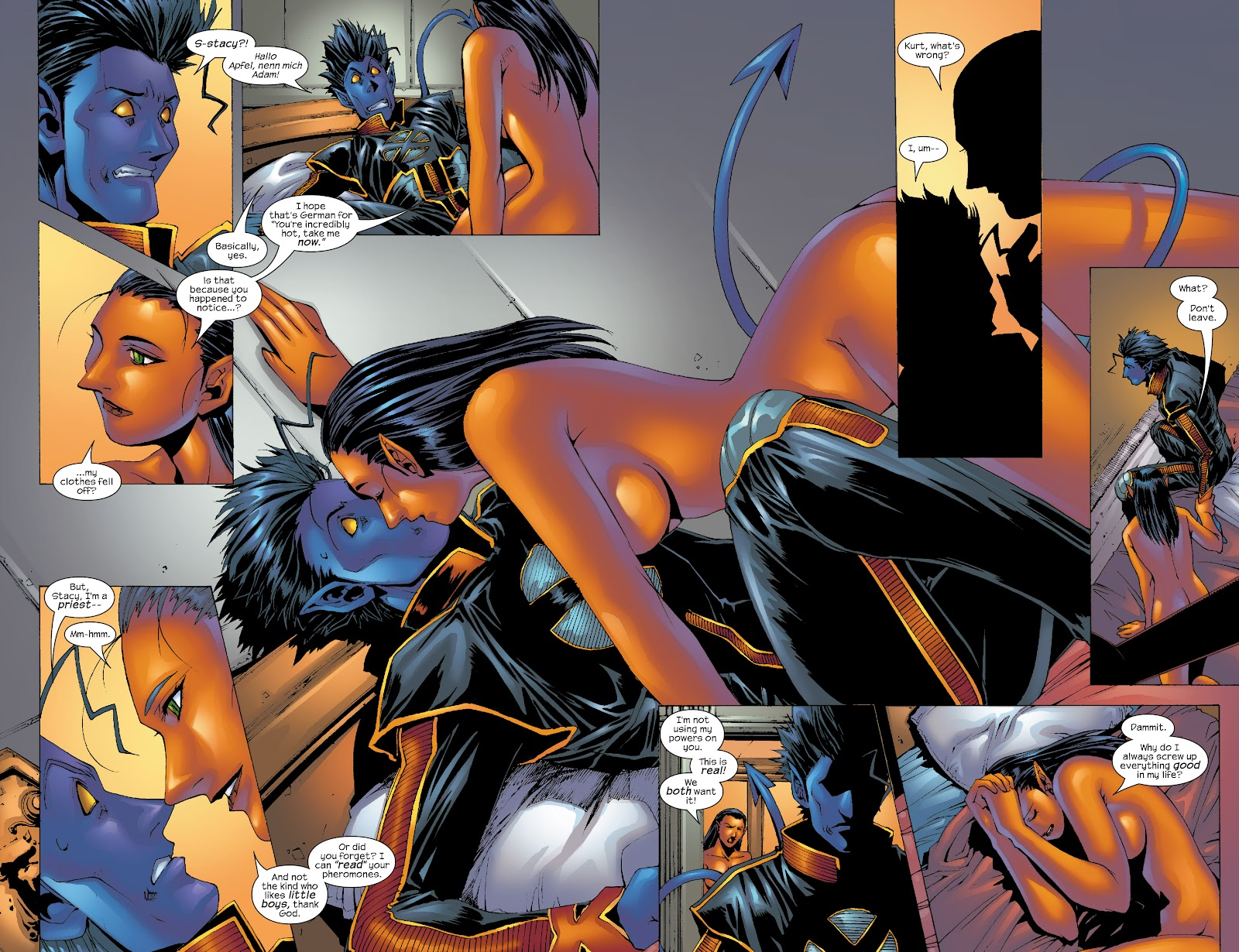 Read online X-Men: Unstoppable comic -  Issue # TPB (Part 3) - 8