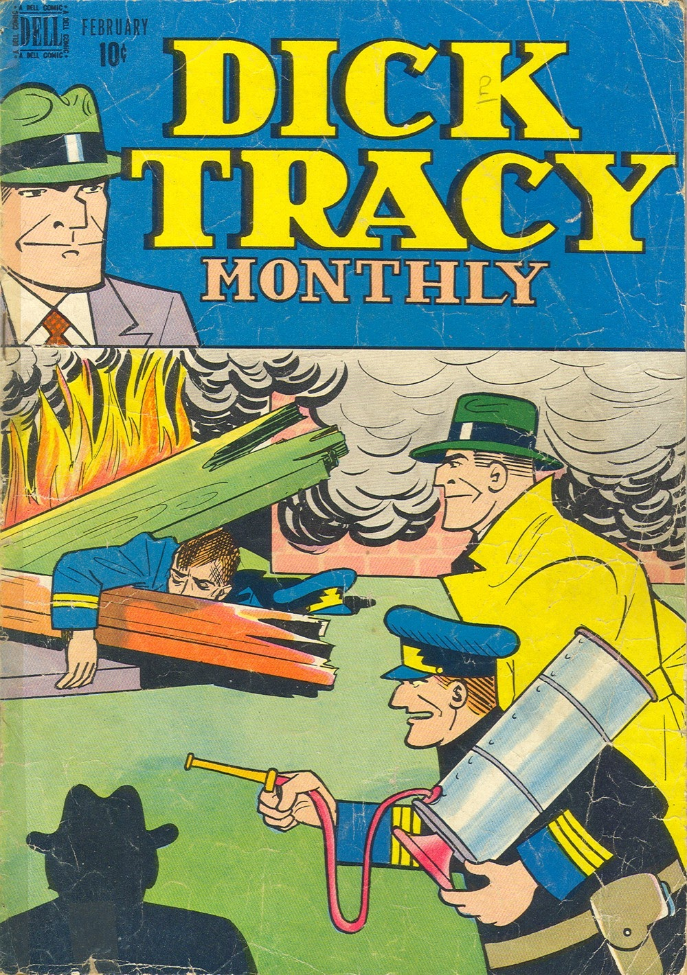 Dick Tracy Monthly 2 Page 1