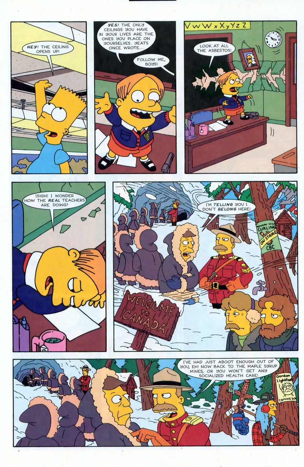 Read online Simpsons Comics comic -  Issue #44 - 12