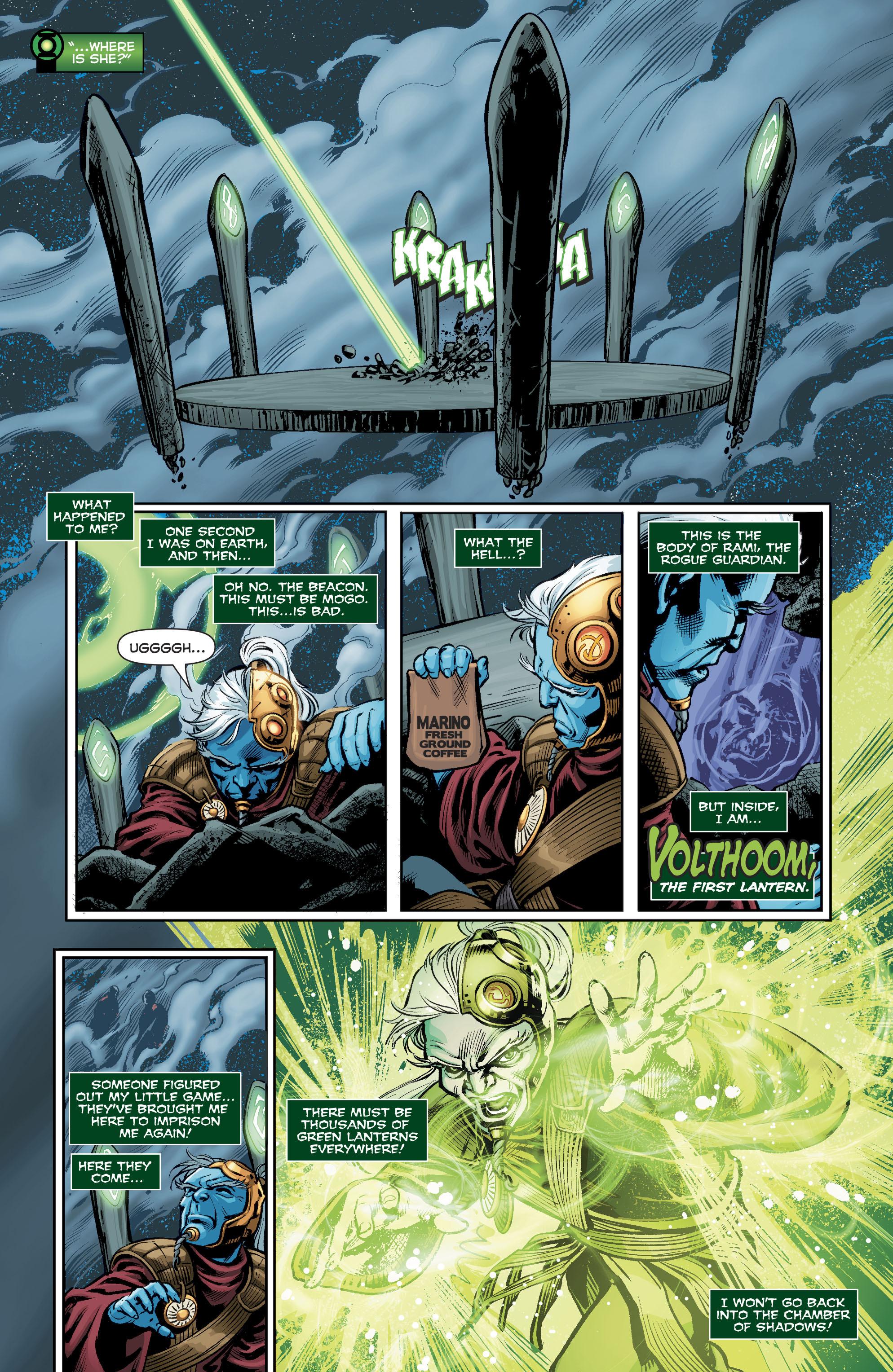 Read online Green Lanterns comic -  Issue #22 - 17