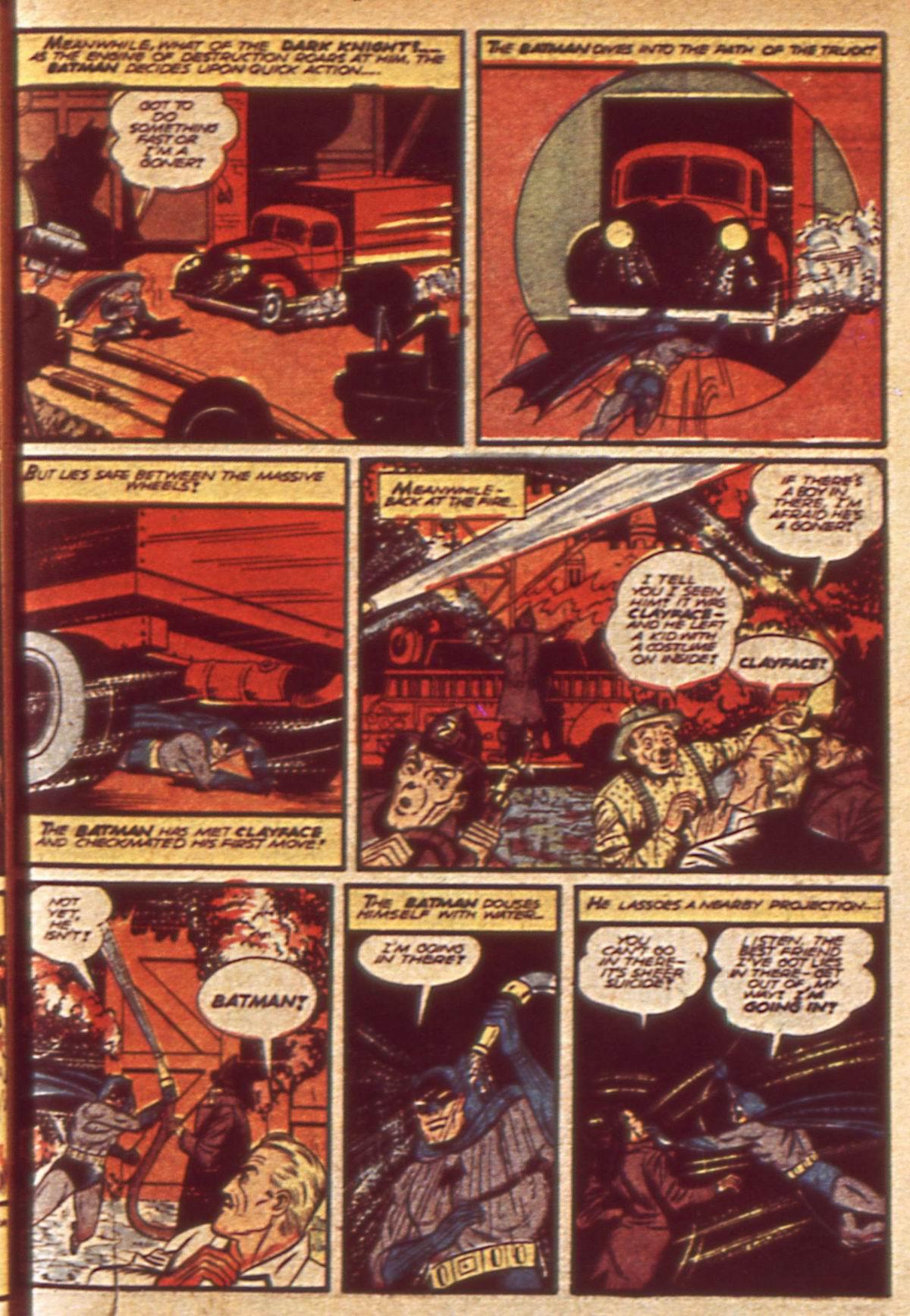 Read online Detective Comics (1937) comic -  Issue #49 - 9