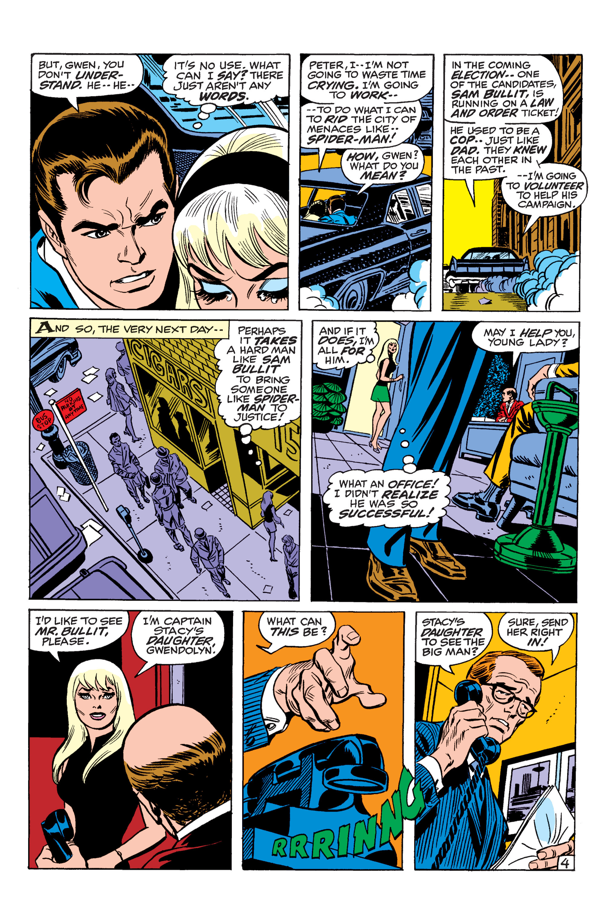 The Amazing Spider-Man (1963) 91 Page 4