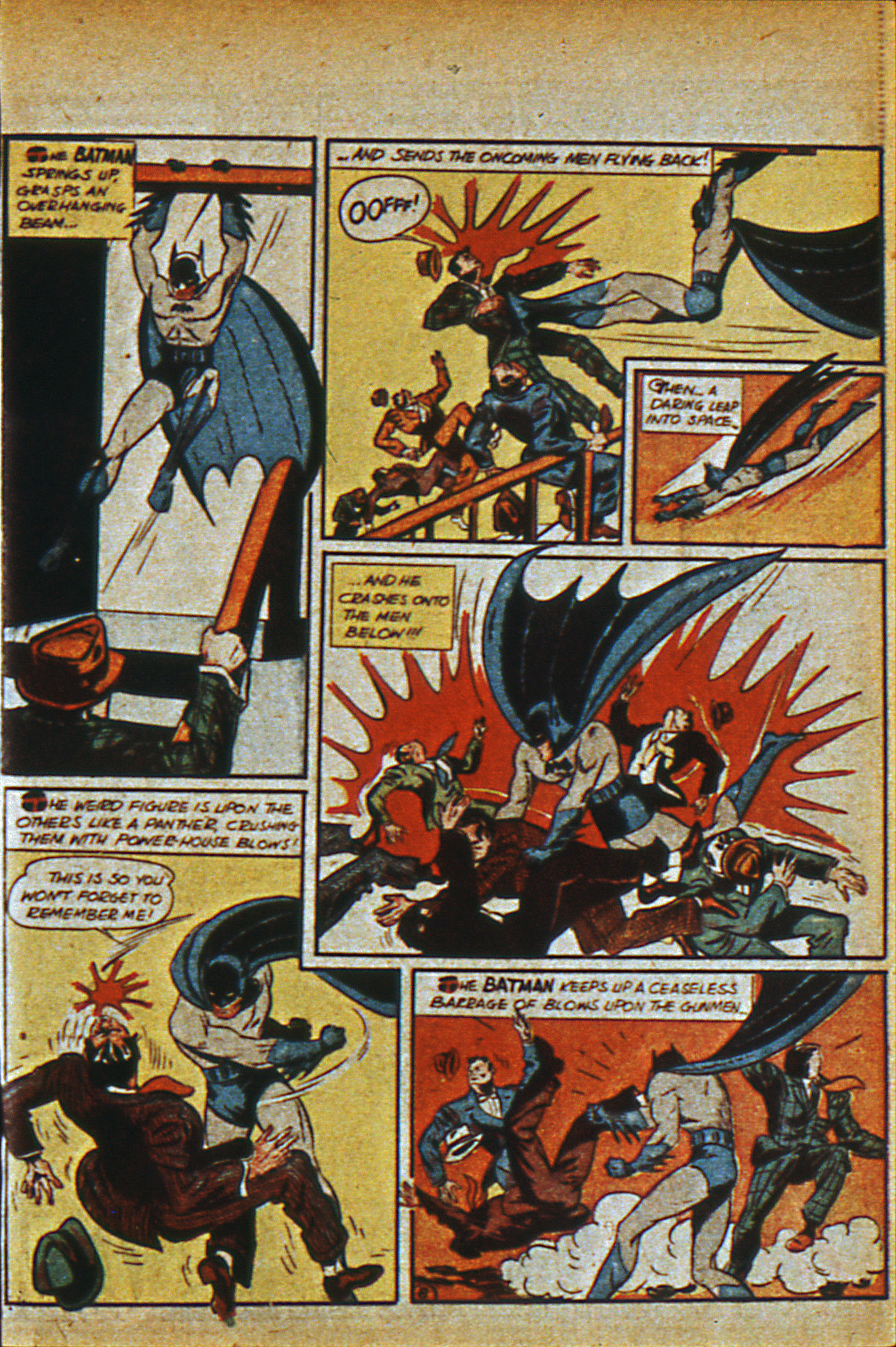 Read online Detective Comics (1937) comic -  Issue #36 - 12