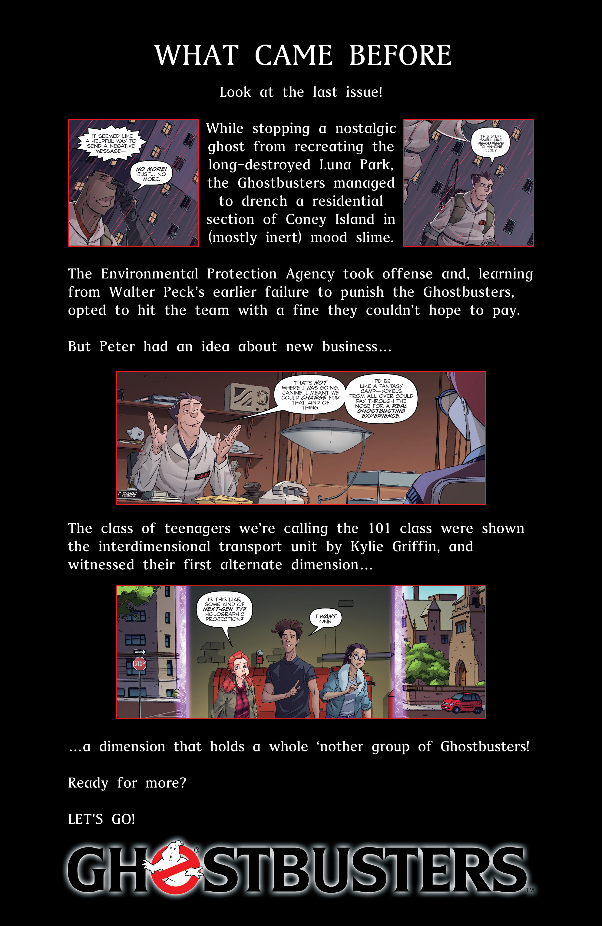Read online Ghostbusters 101 comic -  Issue #2 - 3