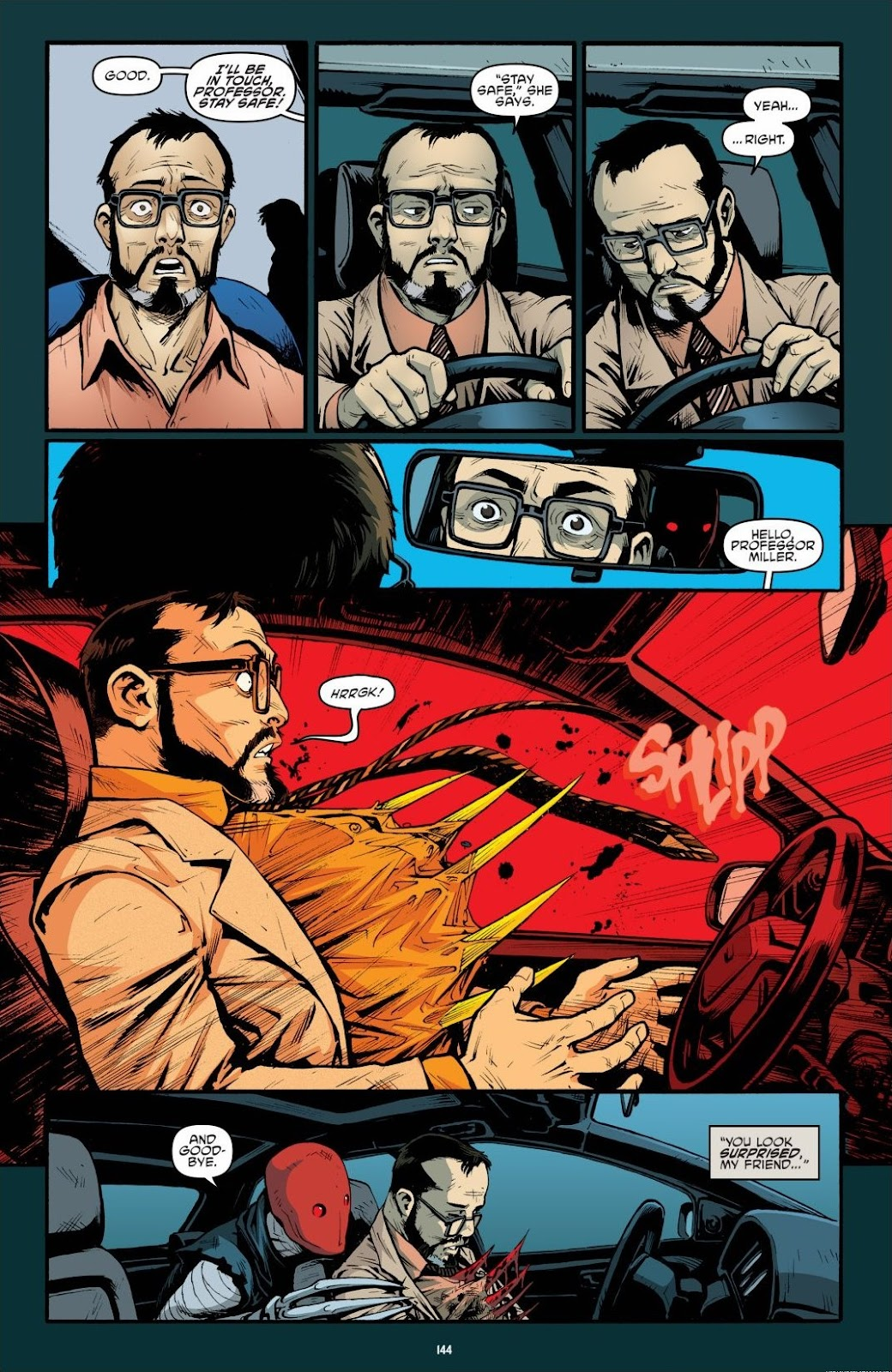 Read online Teenage Mutant Ninja Turtles: The IDW Collection comic -  Issue # TPB 6 (Part 2) - 42