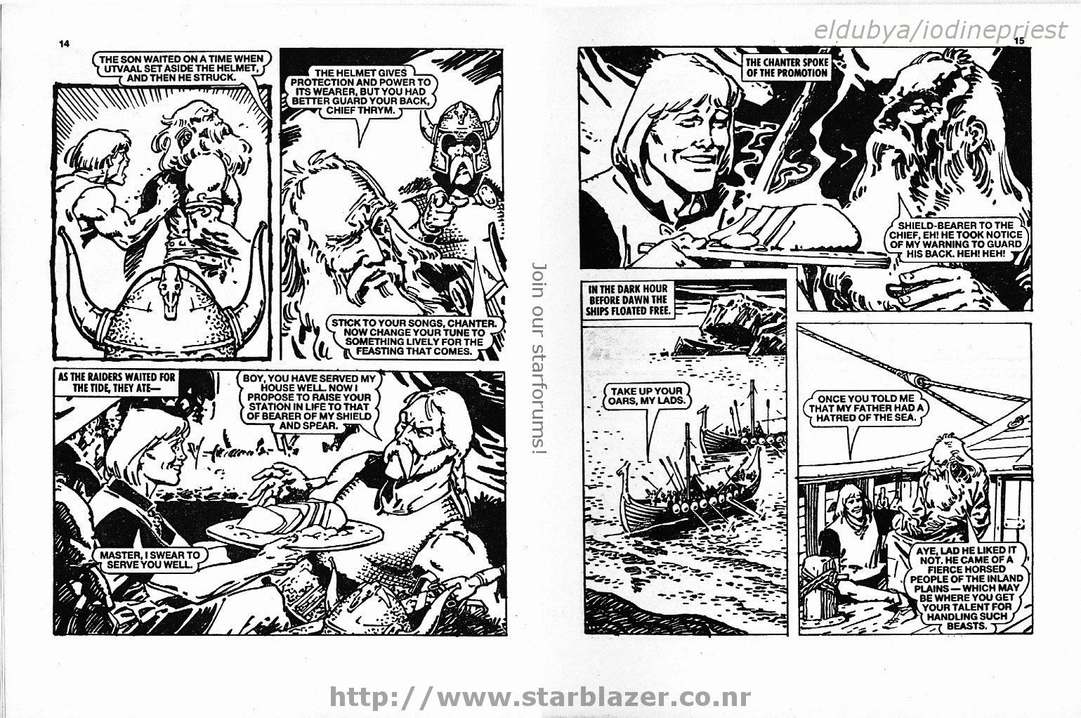 Starblazer issue 281 - Page 9