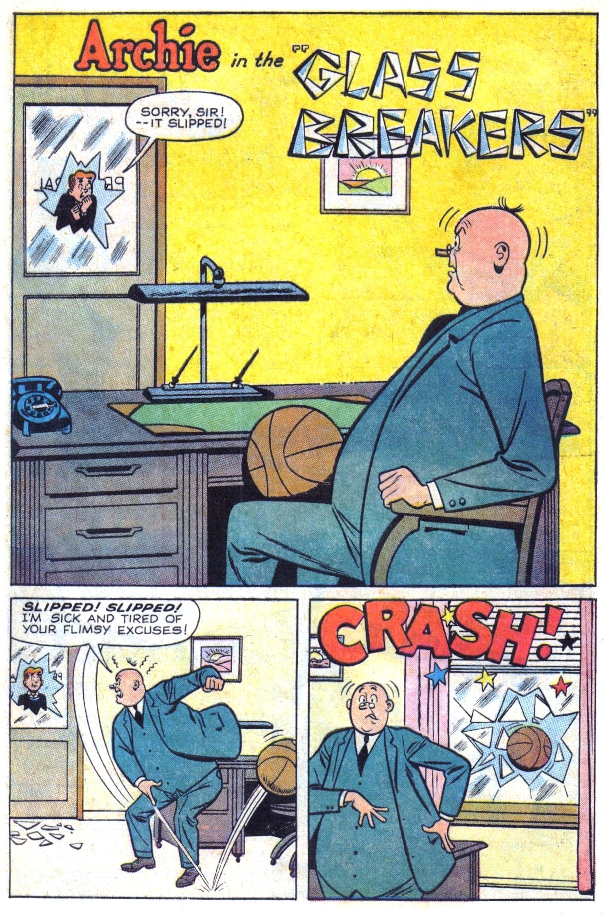 Read online Archie (1960) comic -  Issue #154 - 20