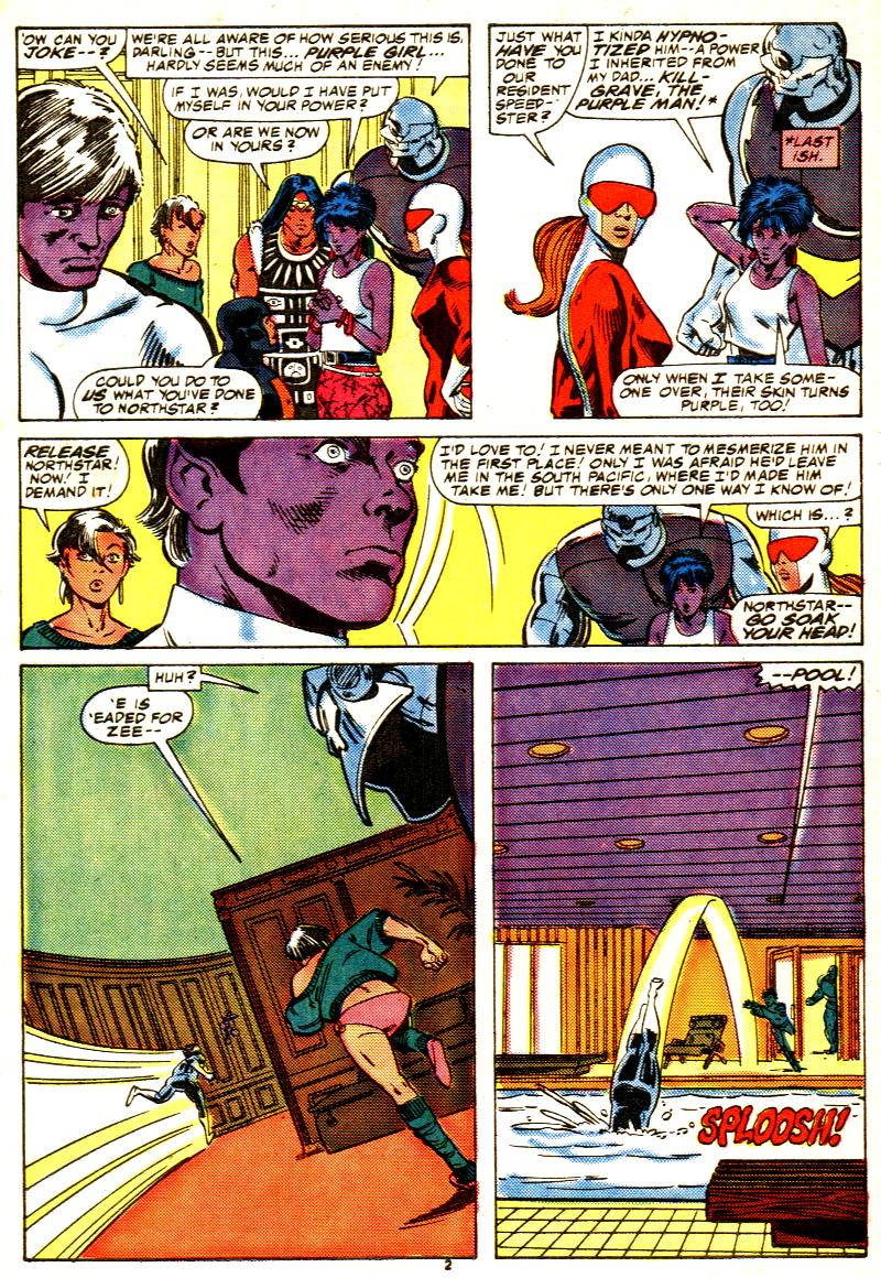 Read online Alpha Flight (1983) comic -  Issue #42 - 3