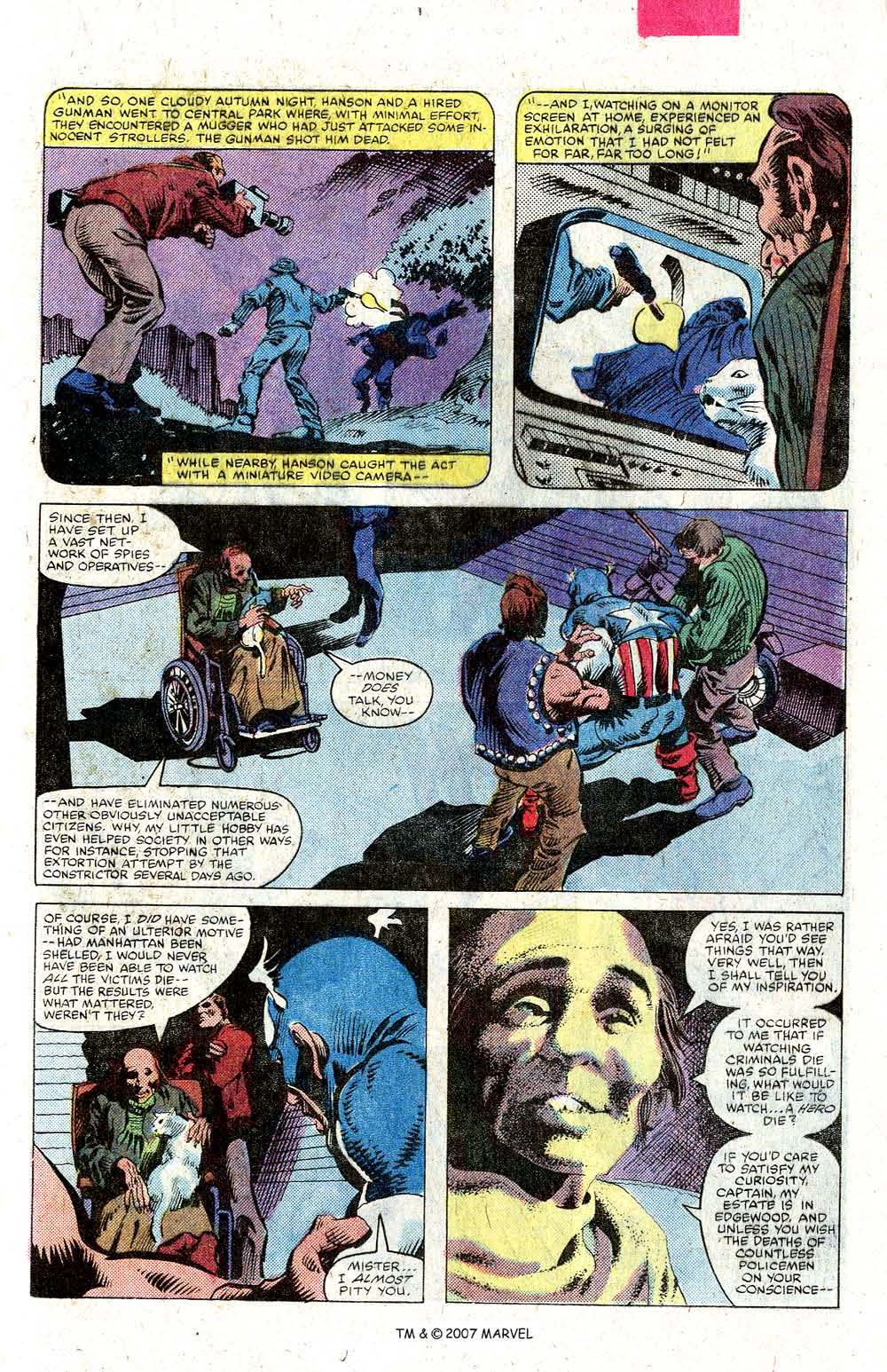Read online Captain America (1968) comic -  Issue # _Annual 5 - 37