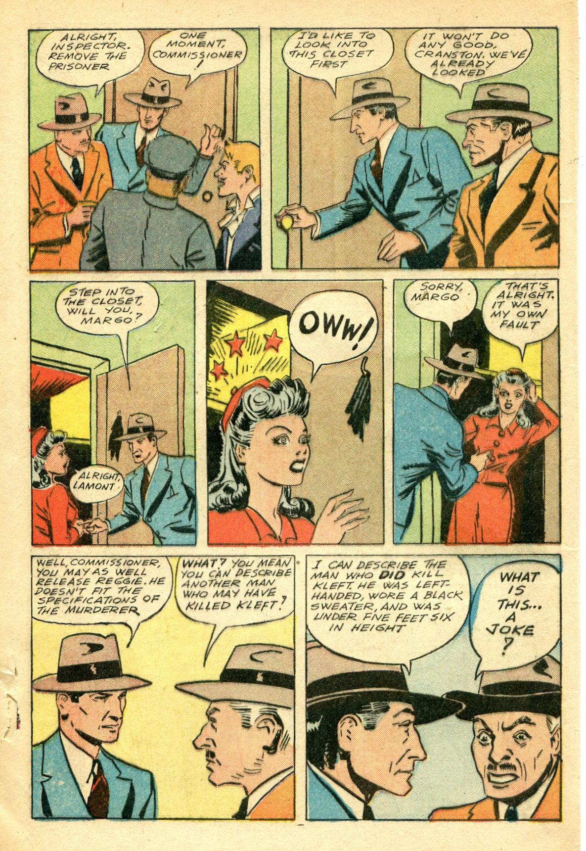 Read online Shadow Comics comic -  Issue #44 - 5