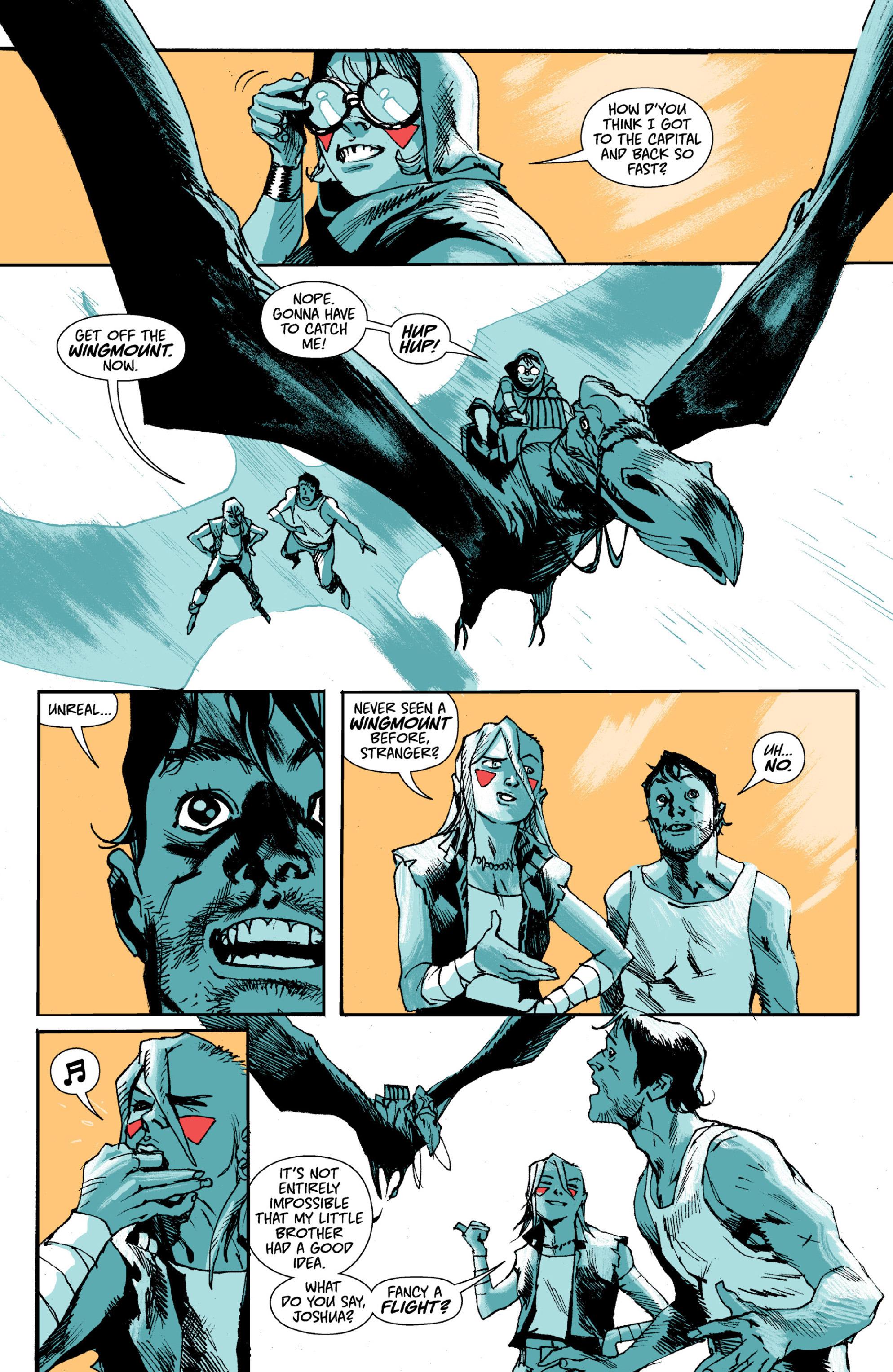 Read online Ei8ht comic -  Issue # TPB - 65
