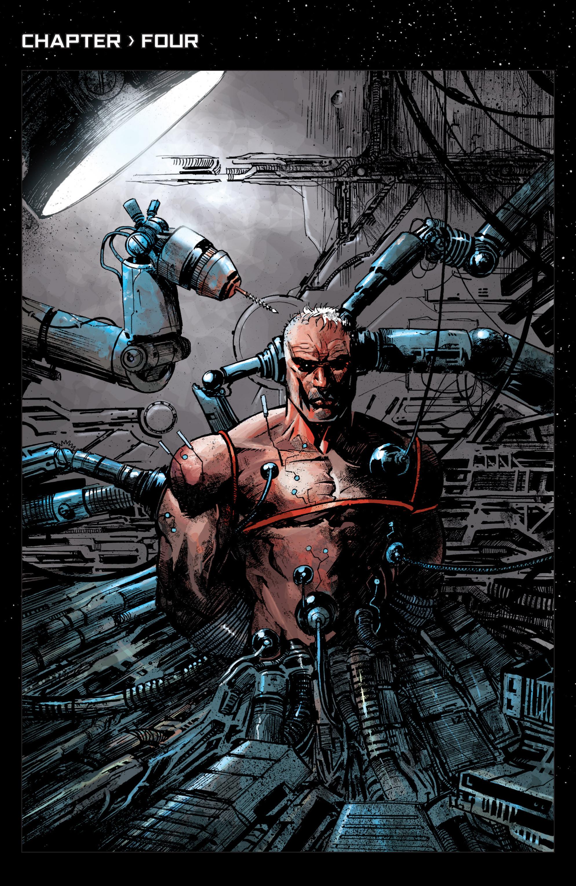 Read online Planetoid comic -  Issue # TPB - 106