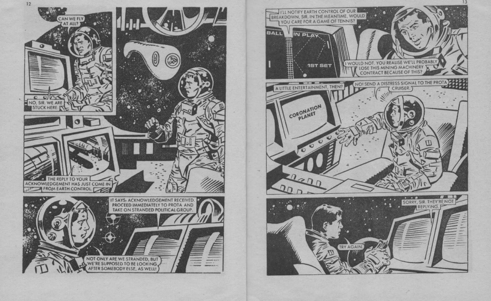 Starblazer issue 11 - Page 7