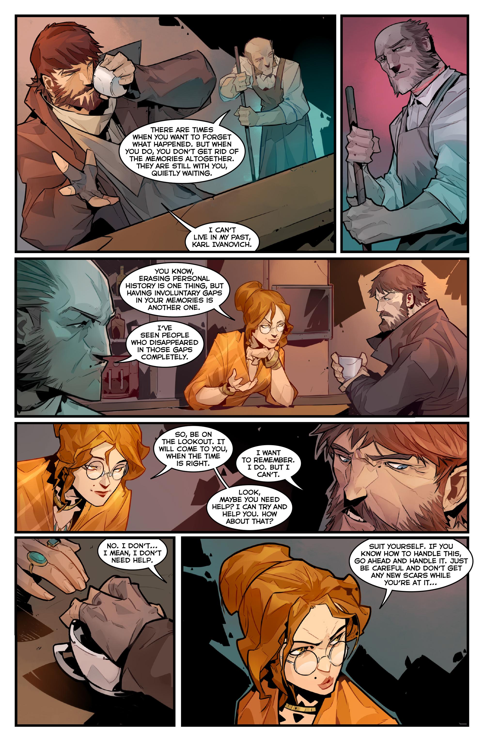Read online Igor Grom comic -  Issue #4 - 10