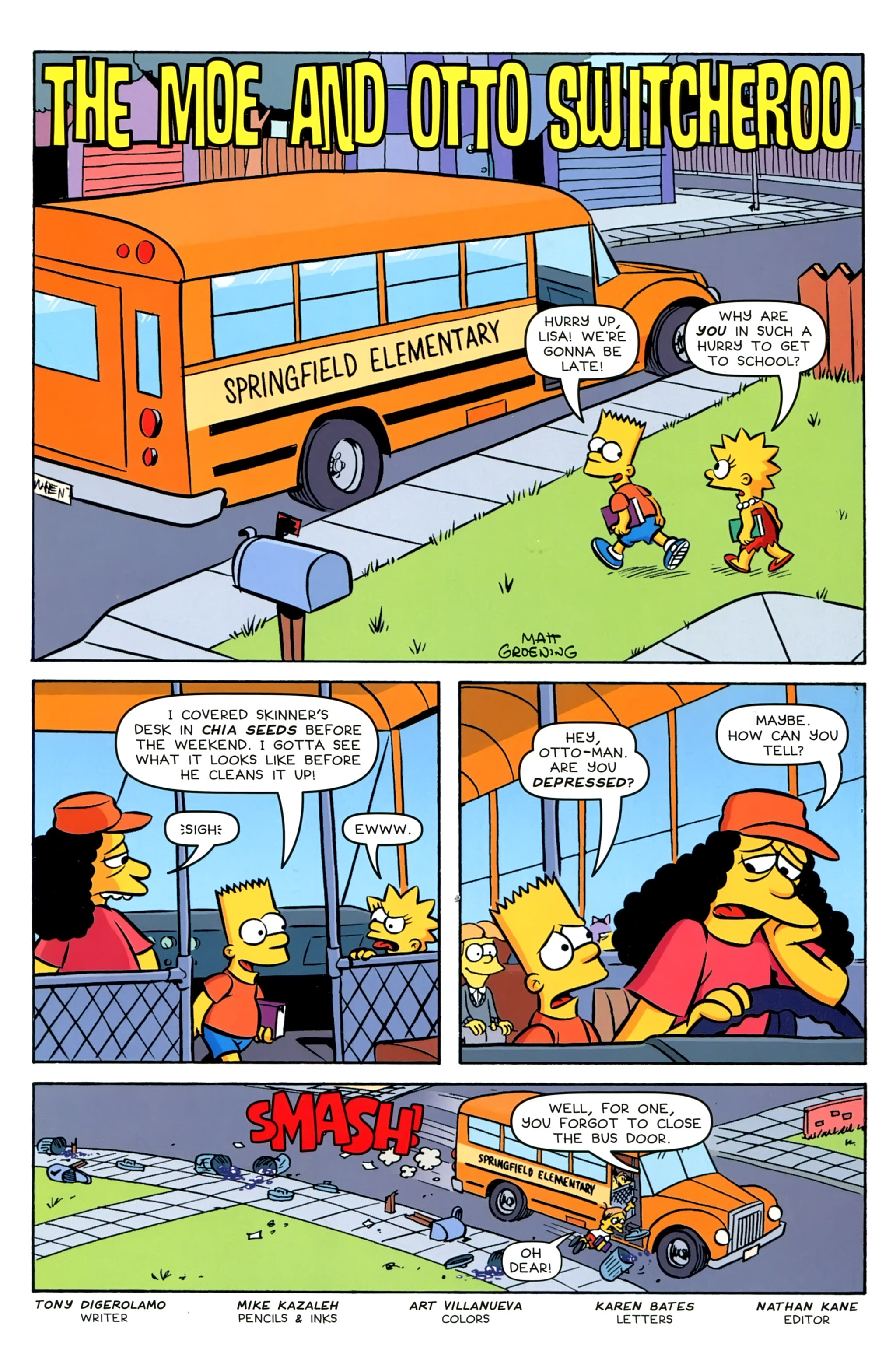 Read online Simpsons Comics comic -  Issue #229 - 17