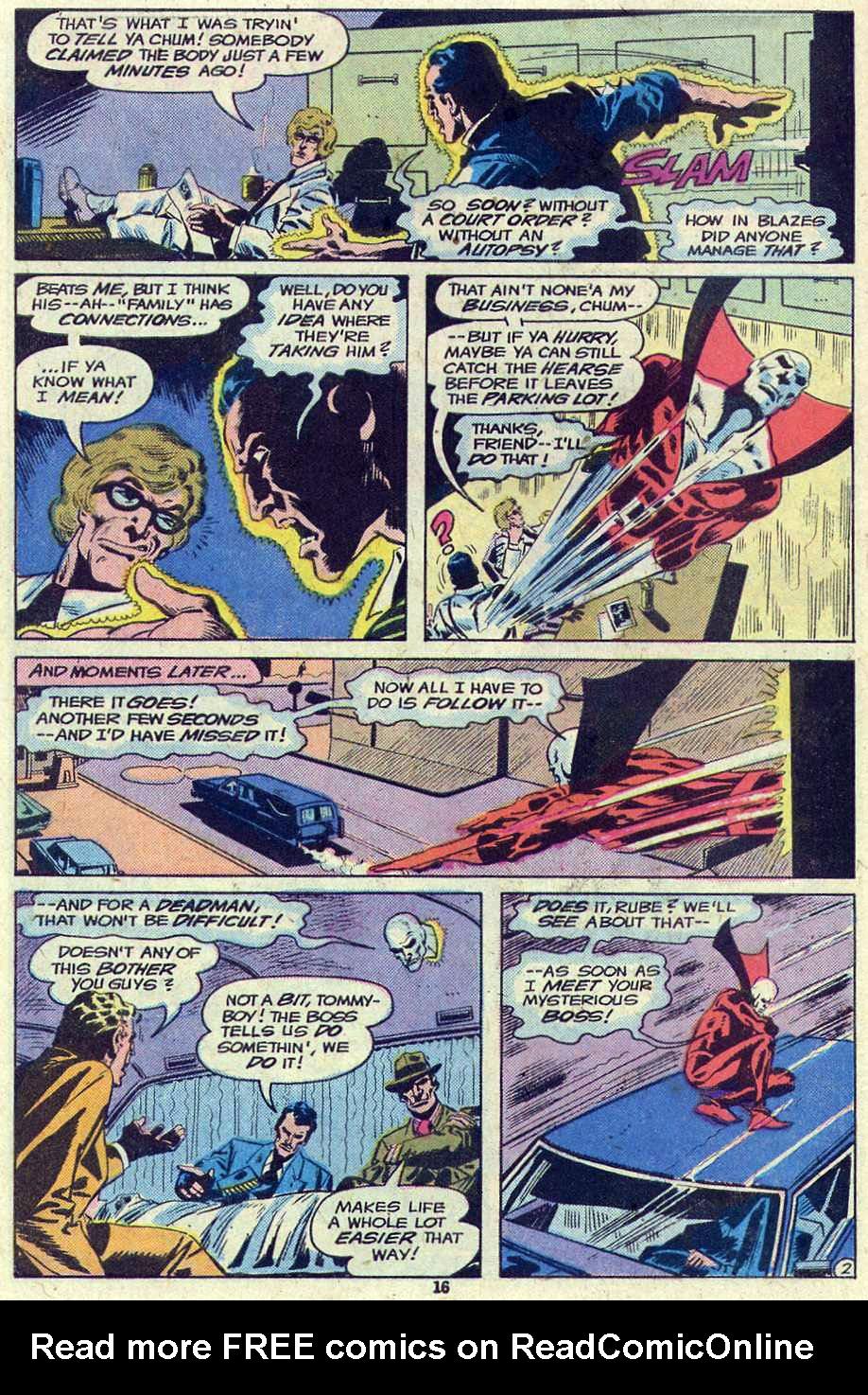 Read online Adventure Comics (1938) comic -  Issue #460 - 16