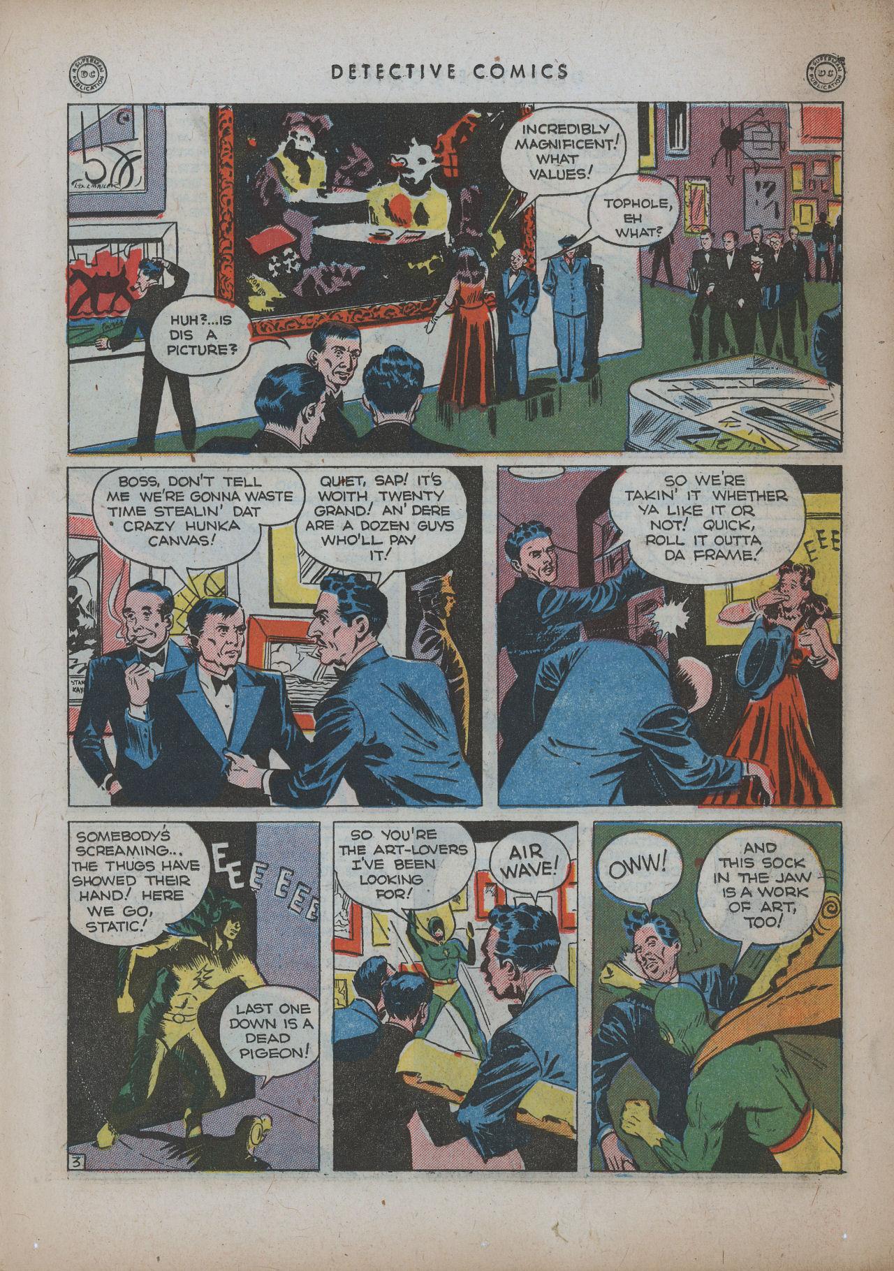 Read online Detective Comics (1937) comic -  Issue #94 - 33