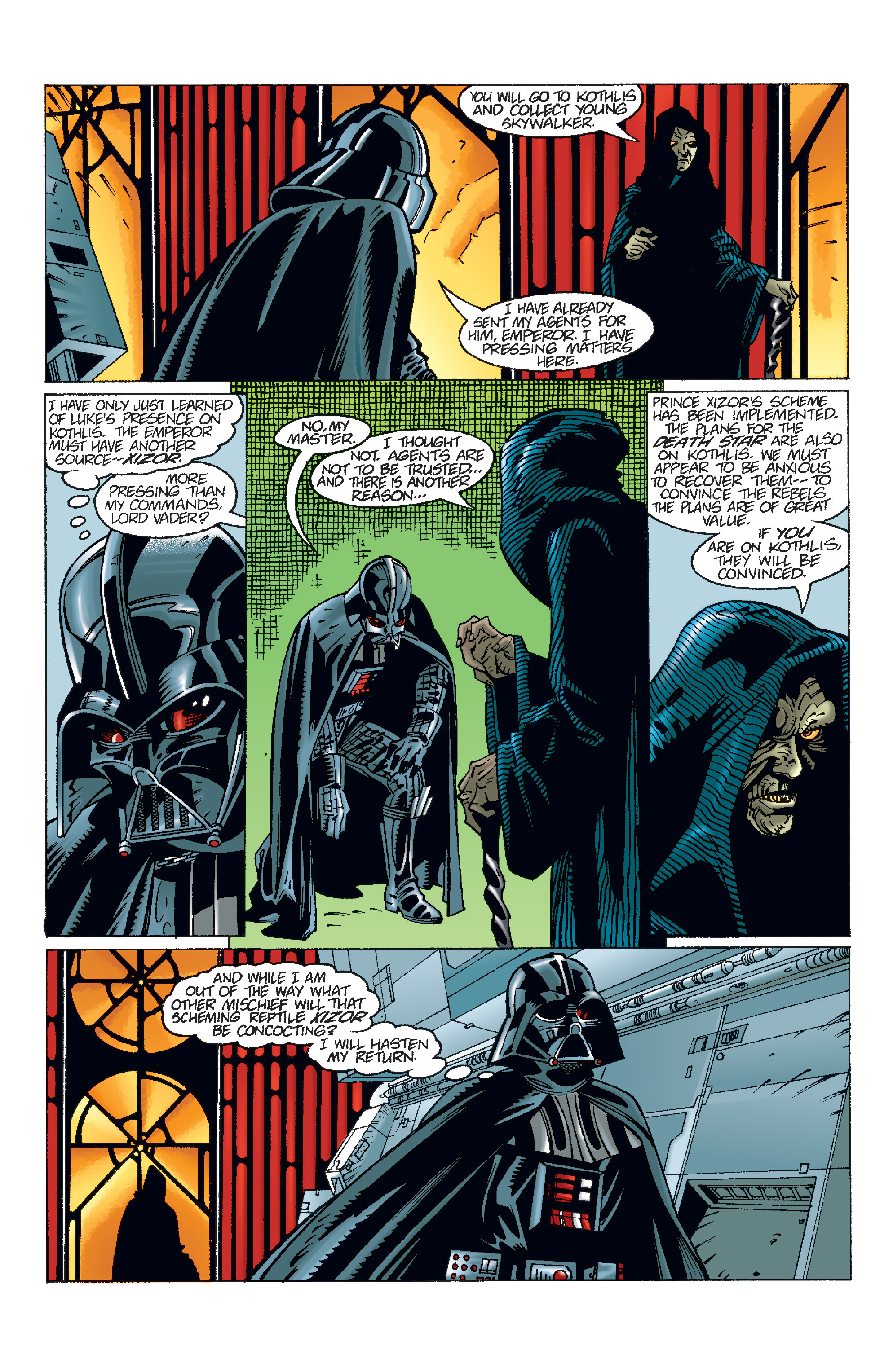 Read online Star Wars Omnibus comic -  Issue # Vol. 11 - 102