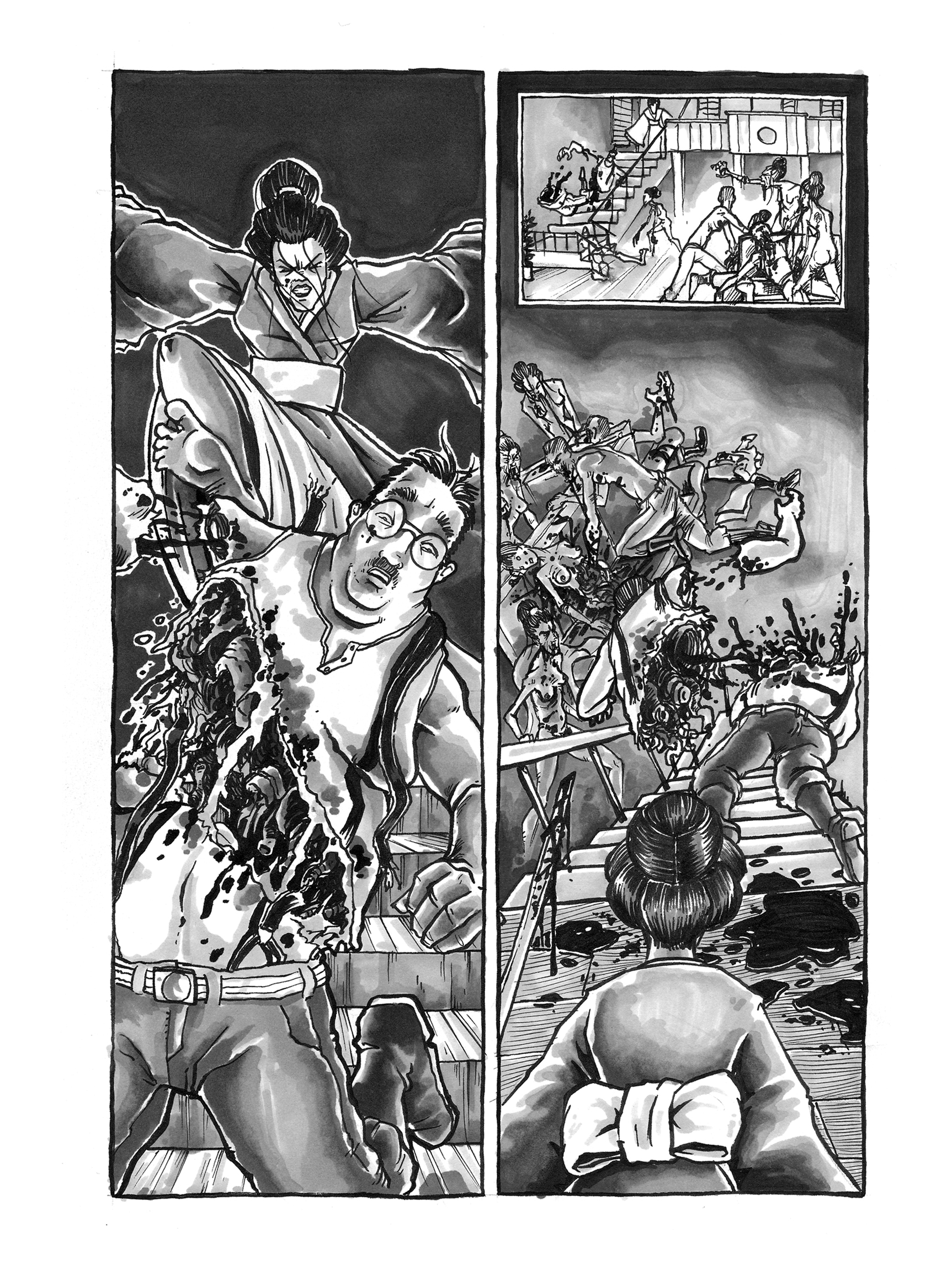 Read online FUBAR comic -  Issue #2 - 57