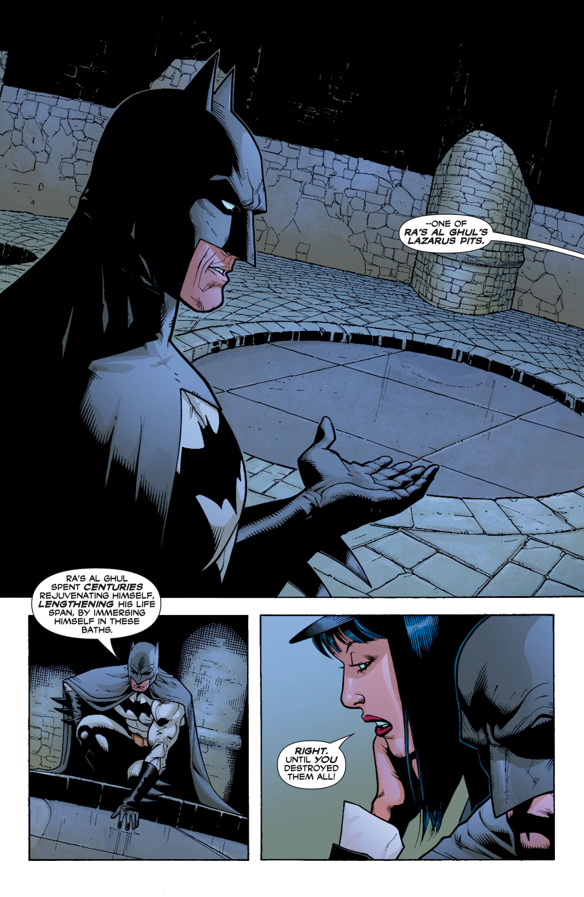 Read online Batman: Under The Red Hood comic -  Issue # Full - 109