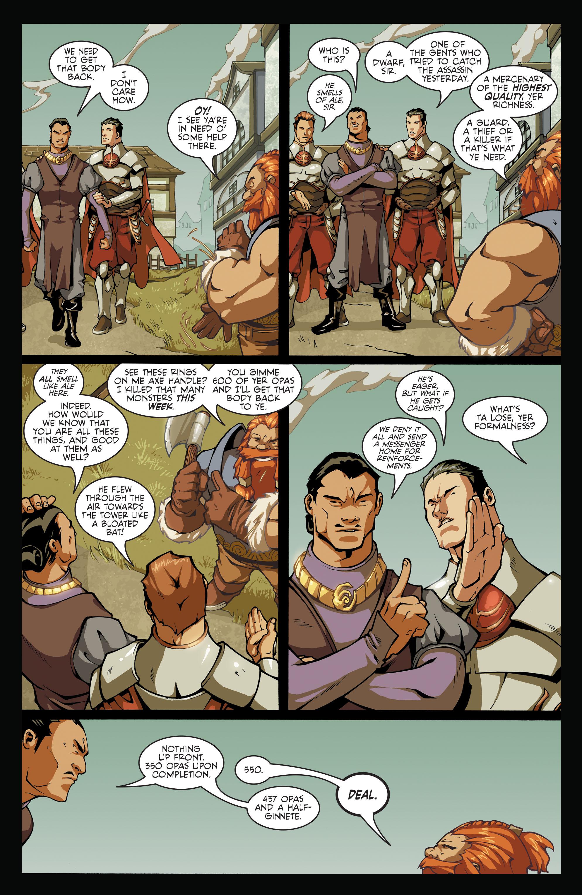 Read online Skullkickers comic -  Issue #1 - 21