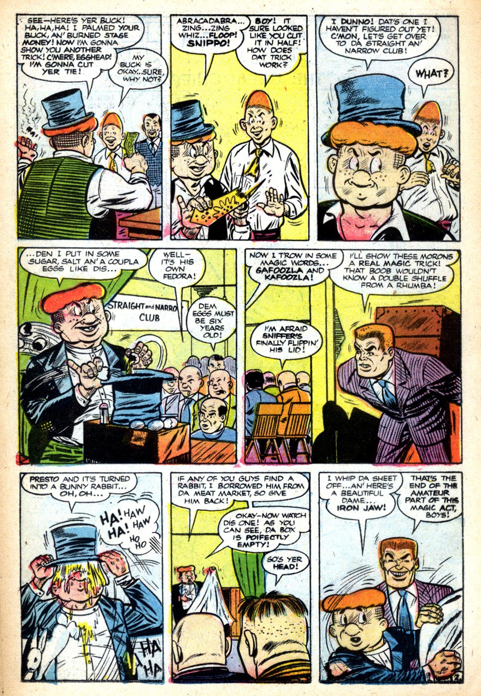 Boy Comics issue 105 - Page 12