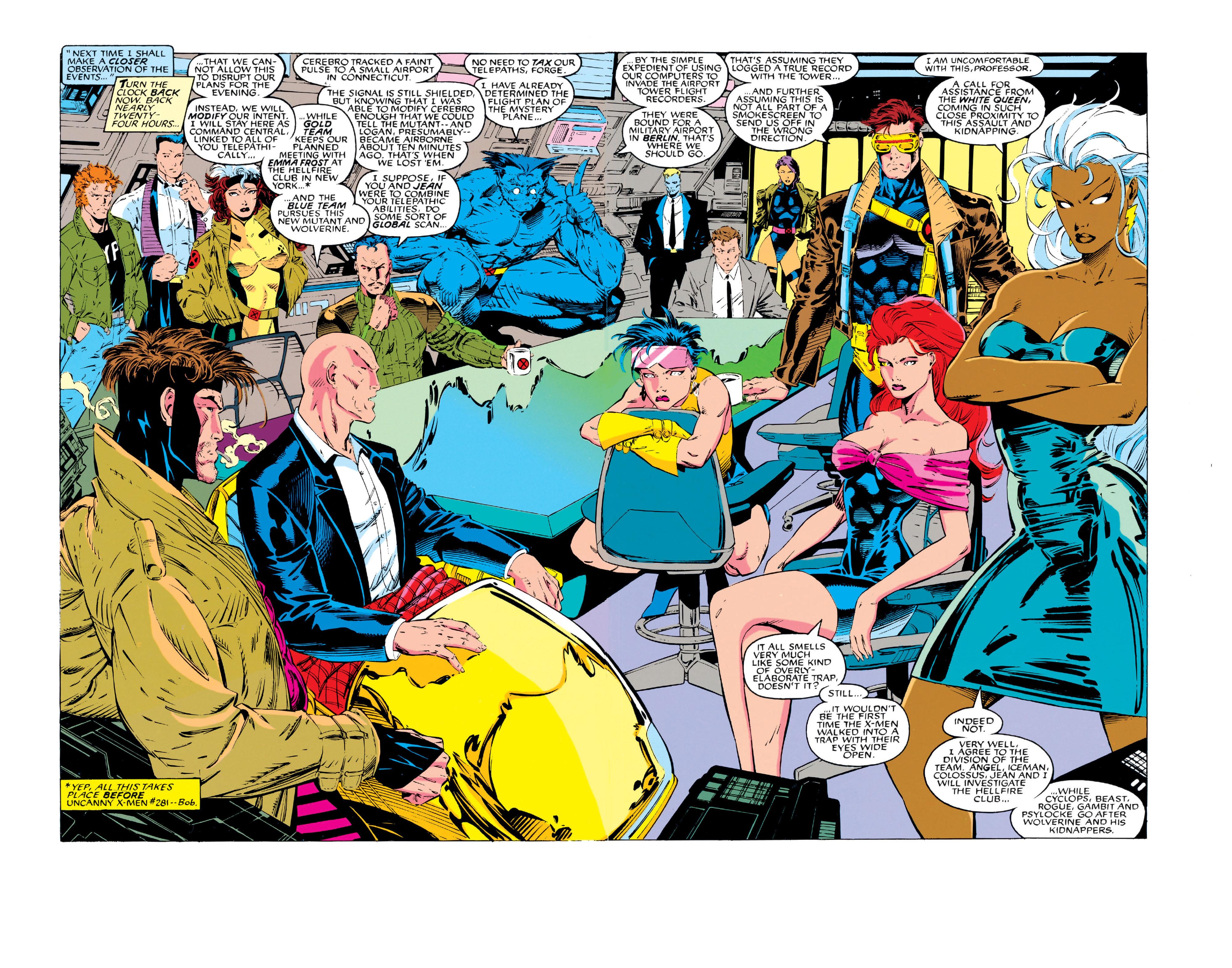 X-Men (1991) 5 Page 11