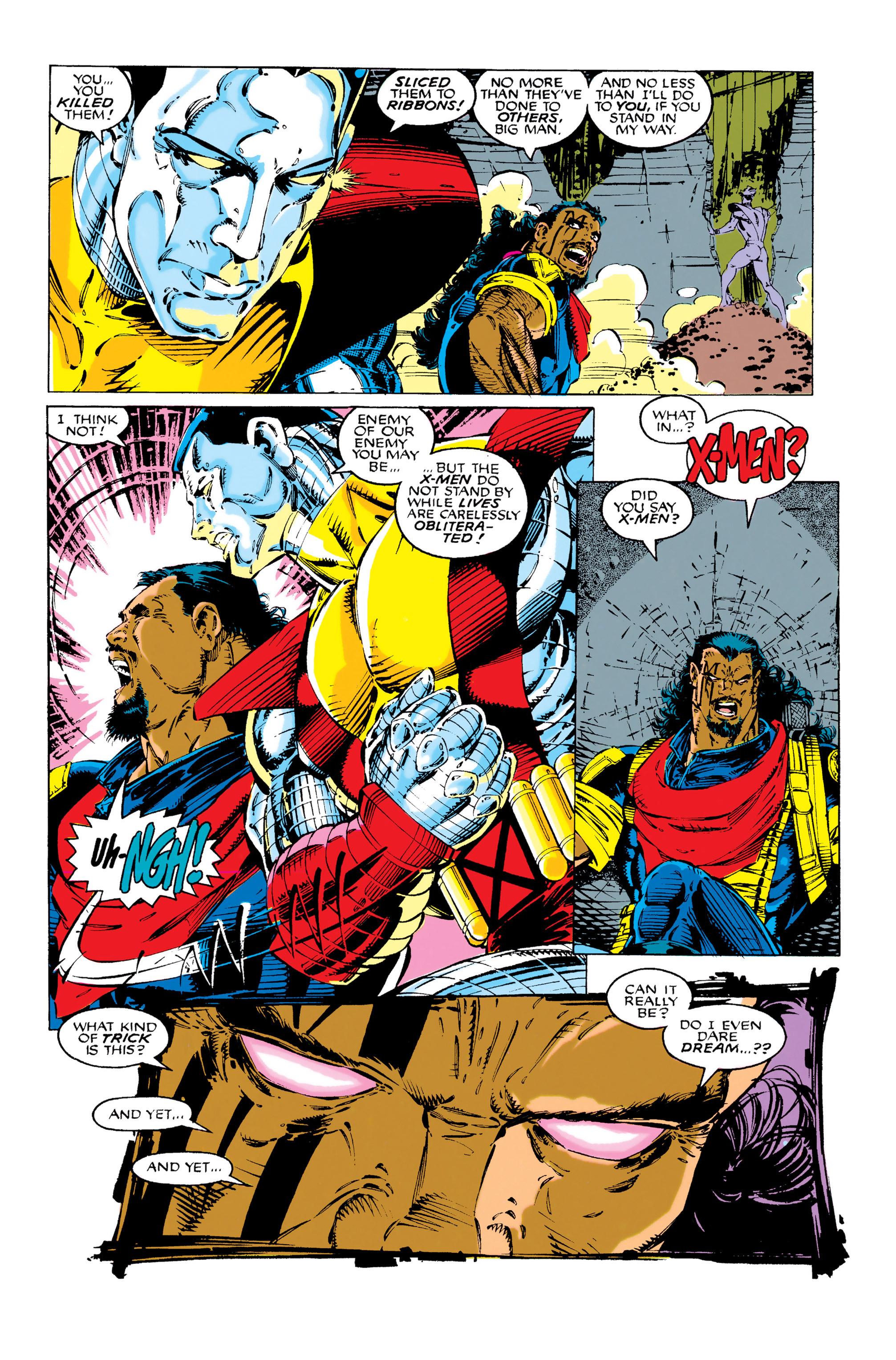 Read online Uncanny X-Men (1963) comic -  Issue #283 - 7