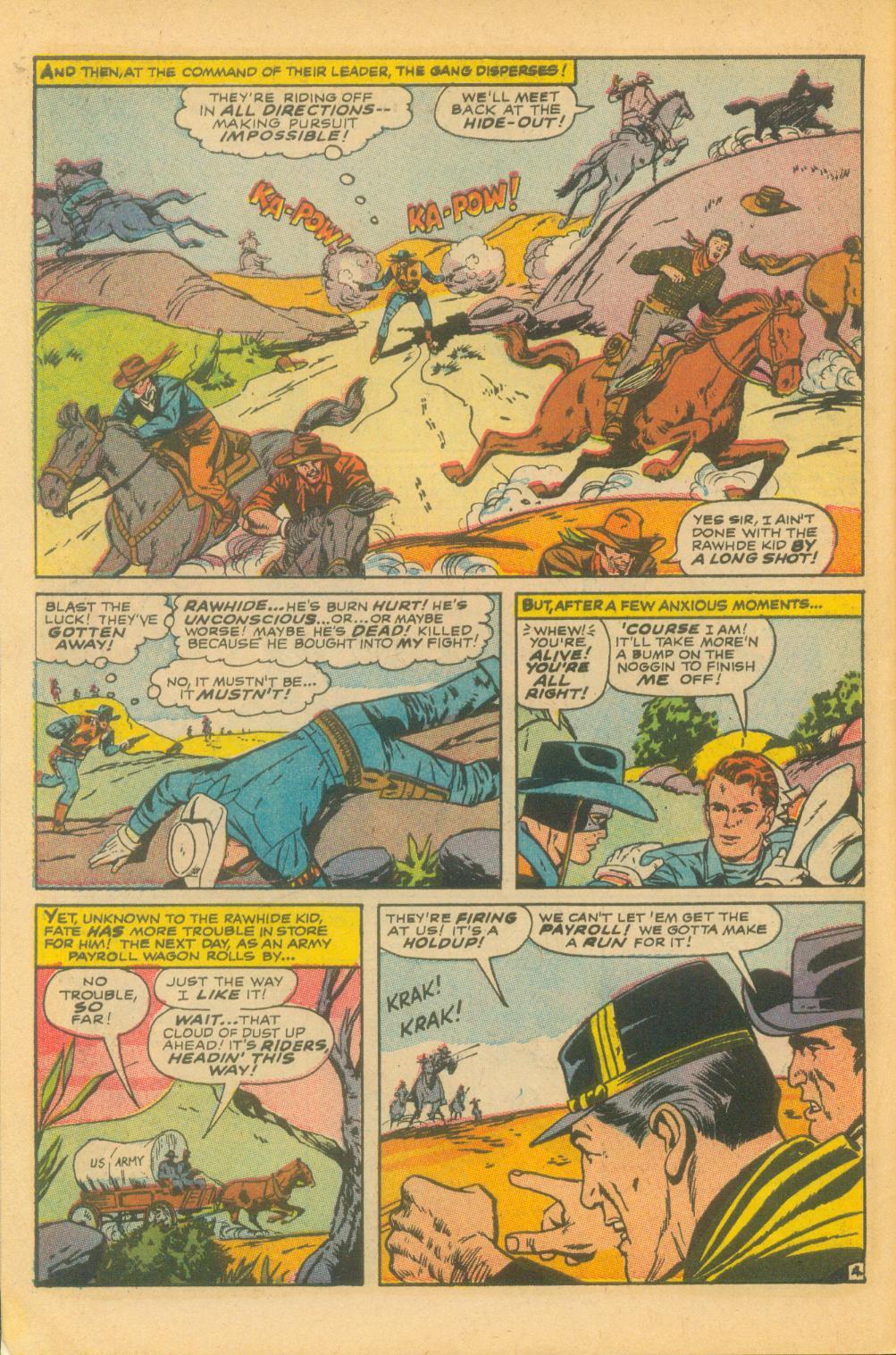 Read online Two-Gun Kid comic -  Issue #85 - 7