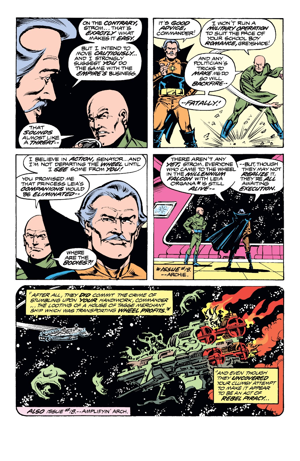 Read online Star Wars Legends: The Original Marvel Years - Epic Collection comic -  Issue # TPB 1 (Part 4) - 57