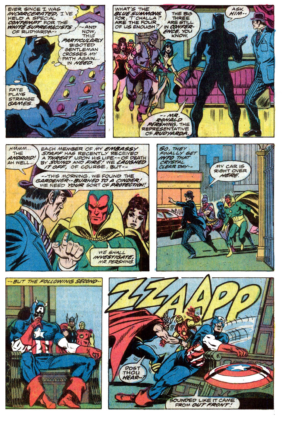The Avengers (1963) 126 Page 7