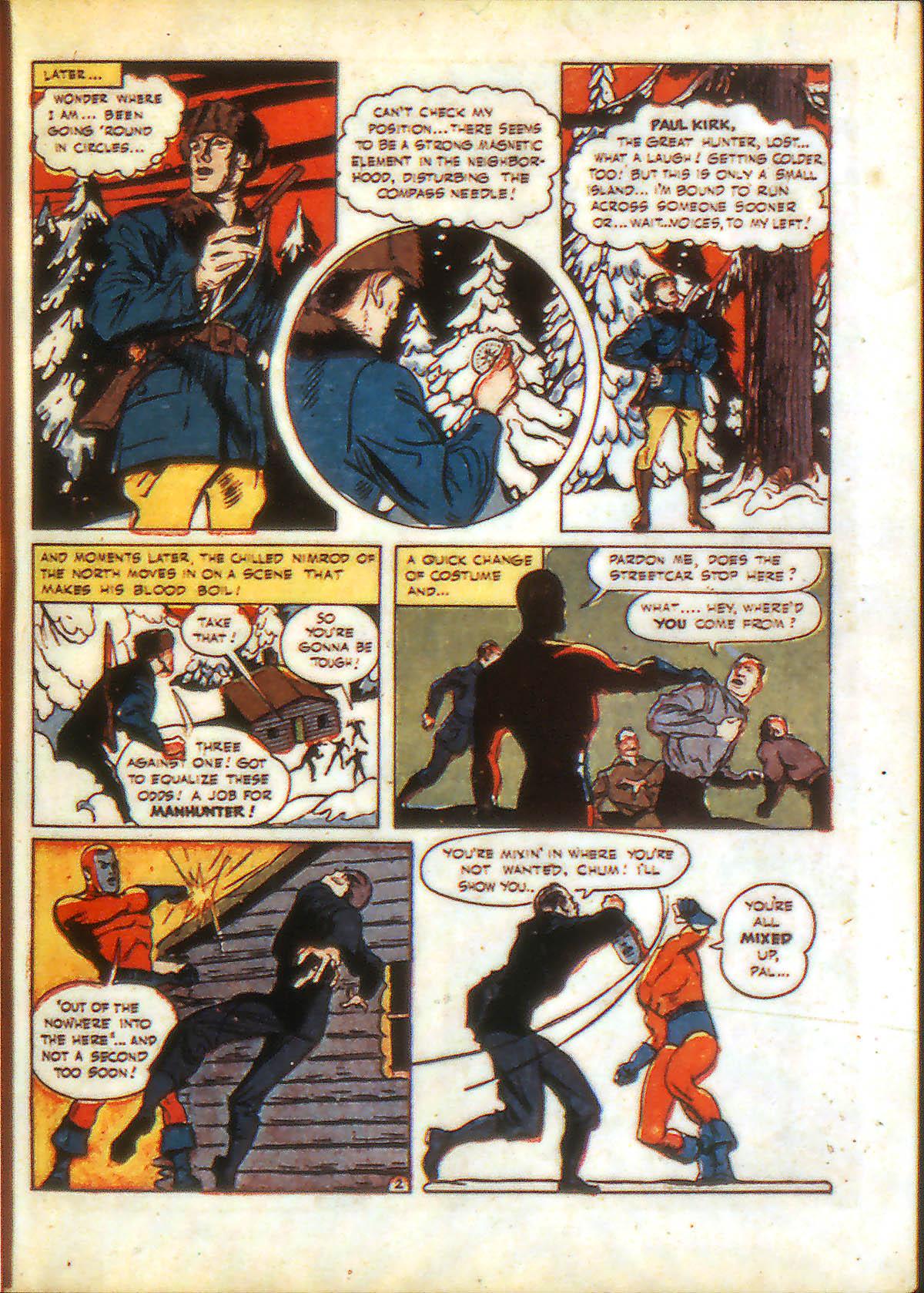 Read online Adventure Comics (1938) comic -  Issue #88 - 41