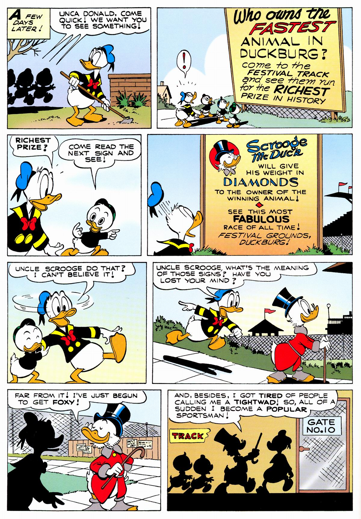 Read online Uncle Scrooge (1953) comic -  Issue #328 - 26