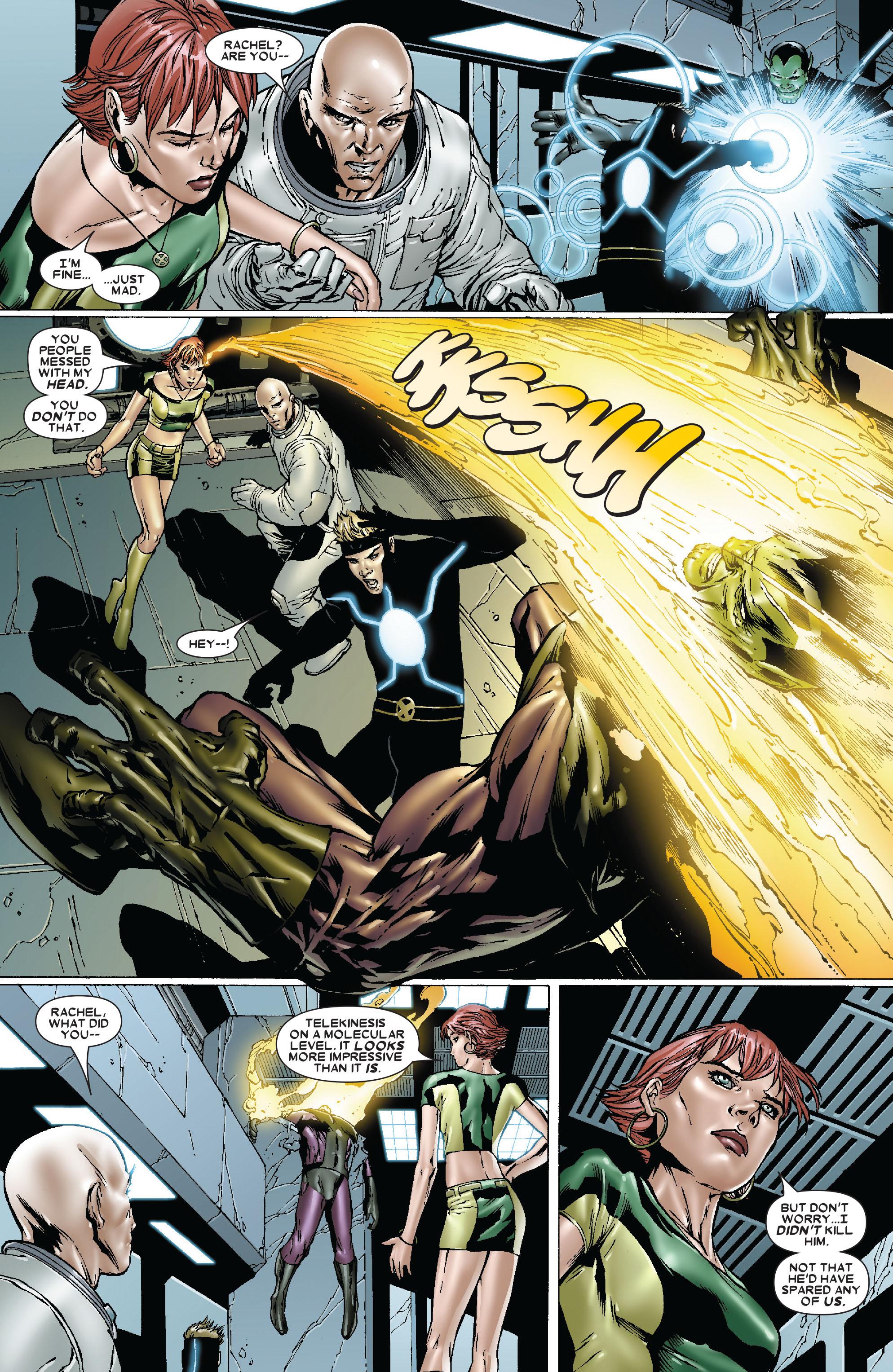 Read online Uncanny X-Men (1963) comic -  Issue #478 - 18