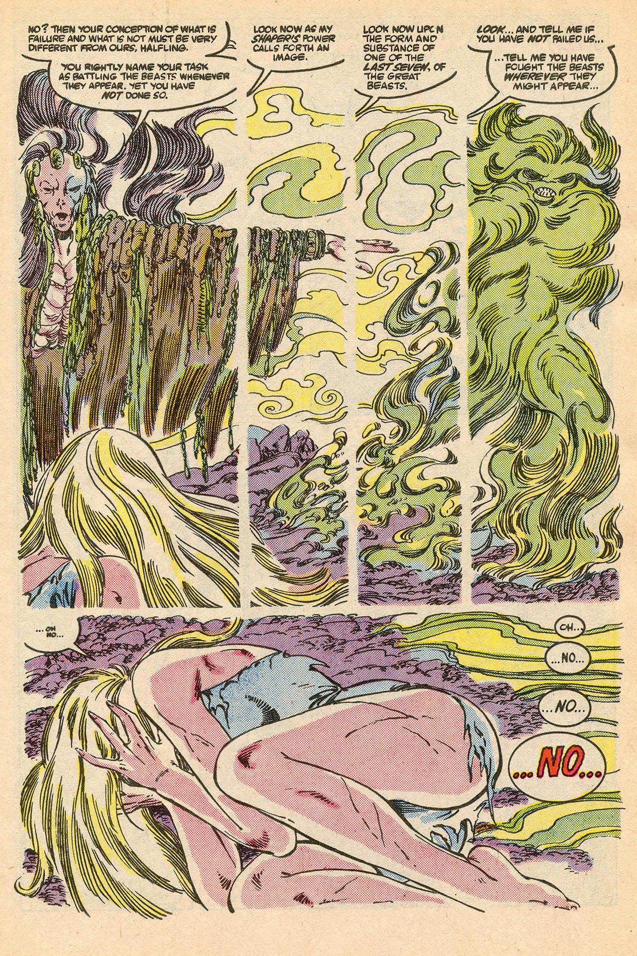 Read online Alpha Flight (1983) comic -  Issue #23 - 5