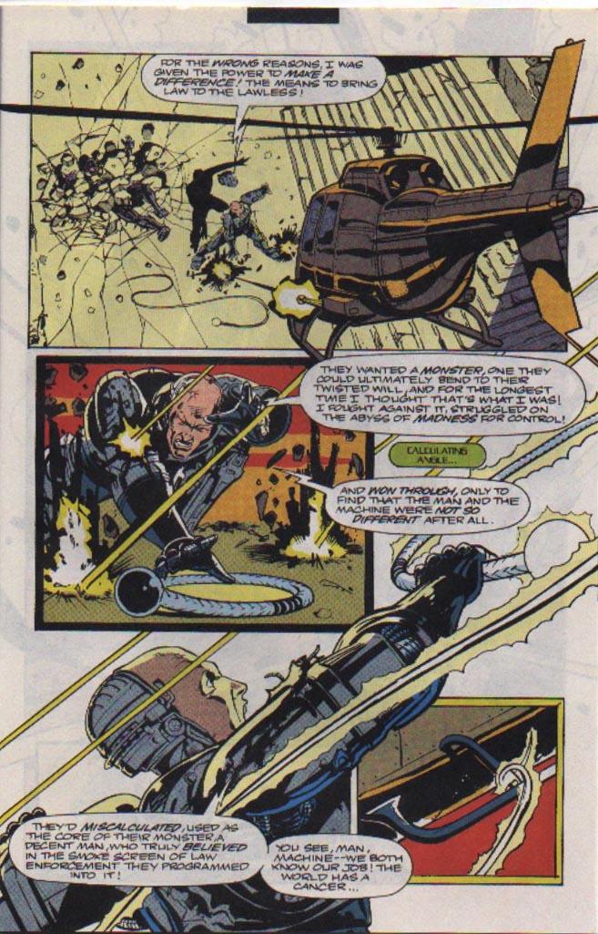 Read online Robocop (1990) comic -  Issue #23 - 21
