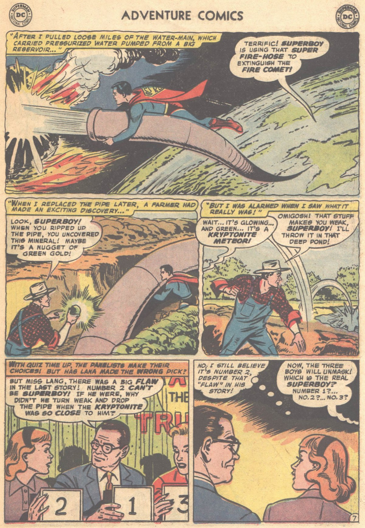 Read online Adventure Comics (1938) comic -  Issue #324 - 31