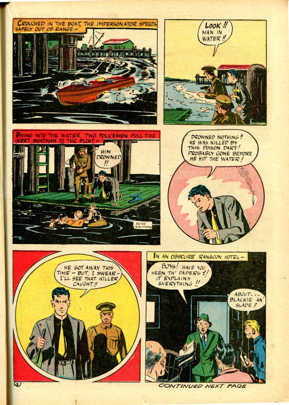 Read online Famous Funnies comic -  Issue #111 - 37