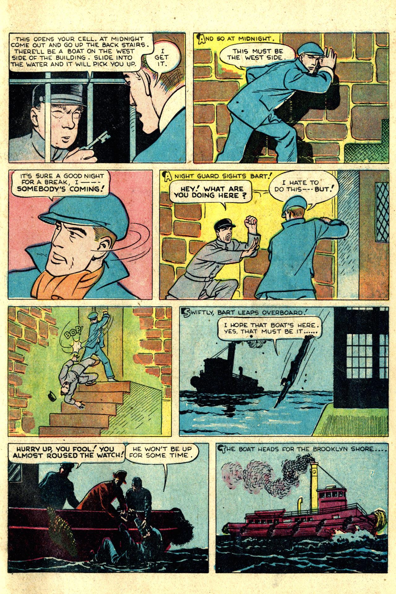 Read online Detective Comics (1937) comic -  Issue #44 - 19