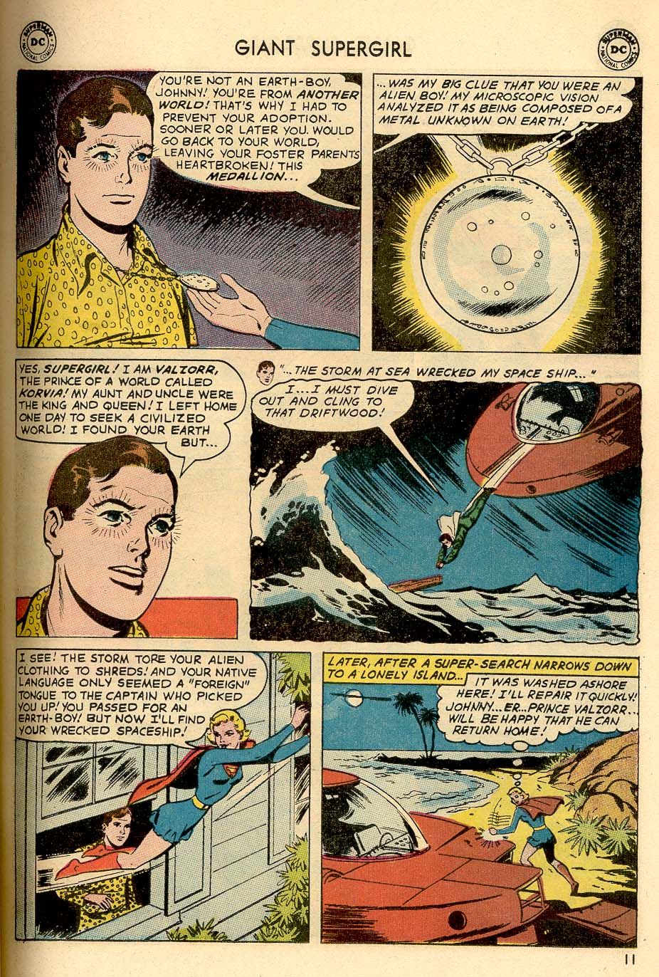 Action Comics (1938) 347 Page 12