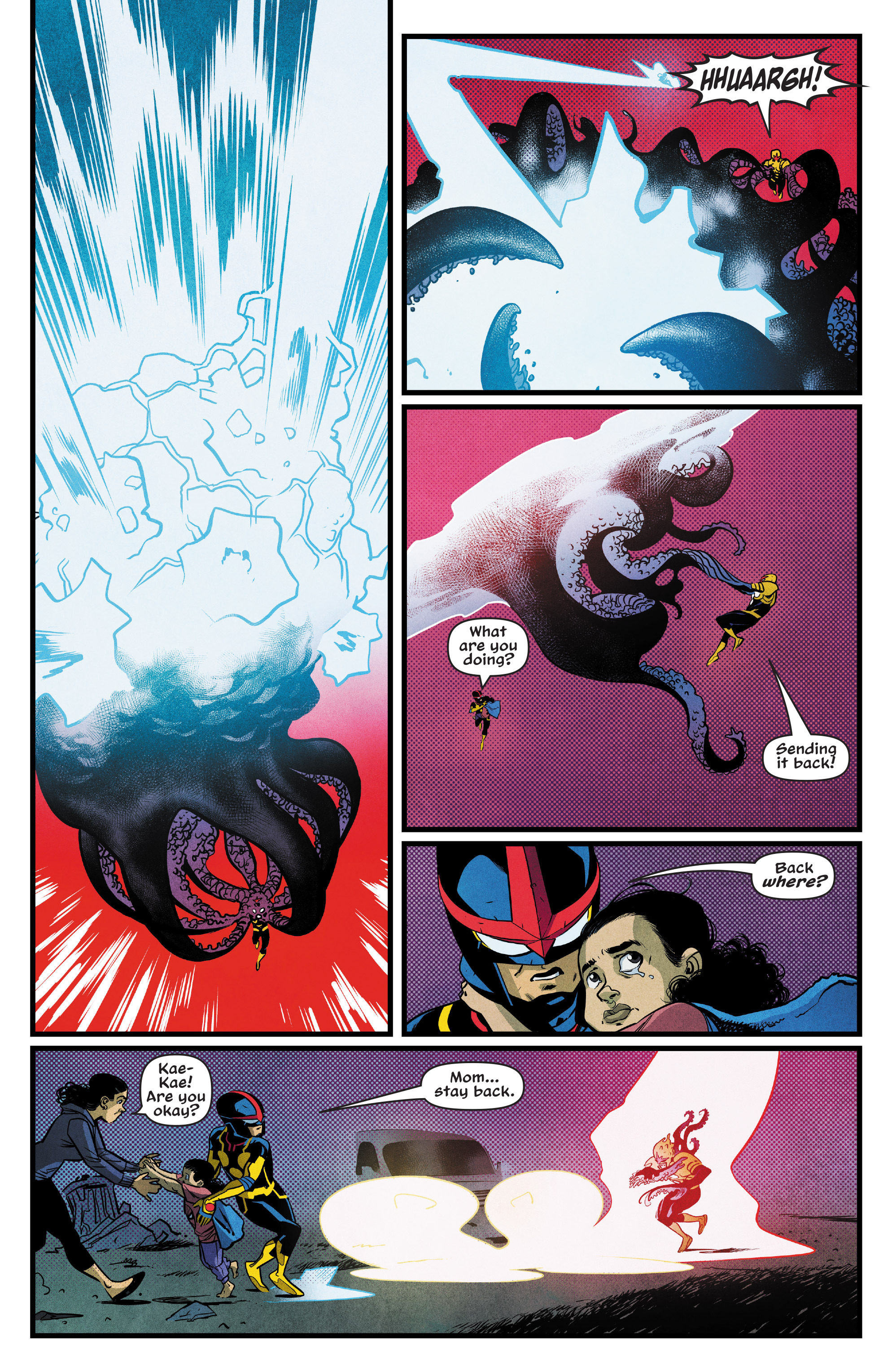 Read online Nova (2017) comic -  Issue #5 - 12