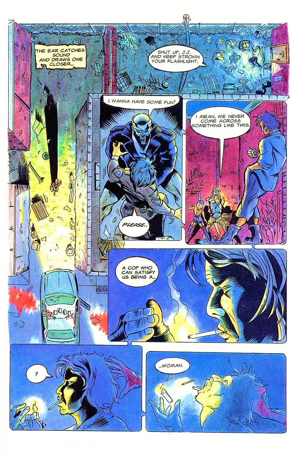 Shi: The Way of the Warrior Issue #1 #1 - English 14