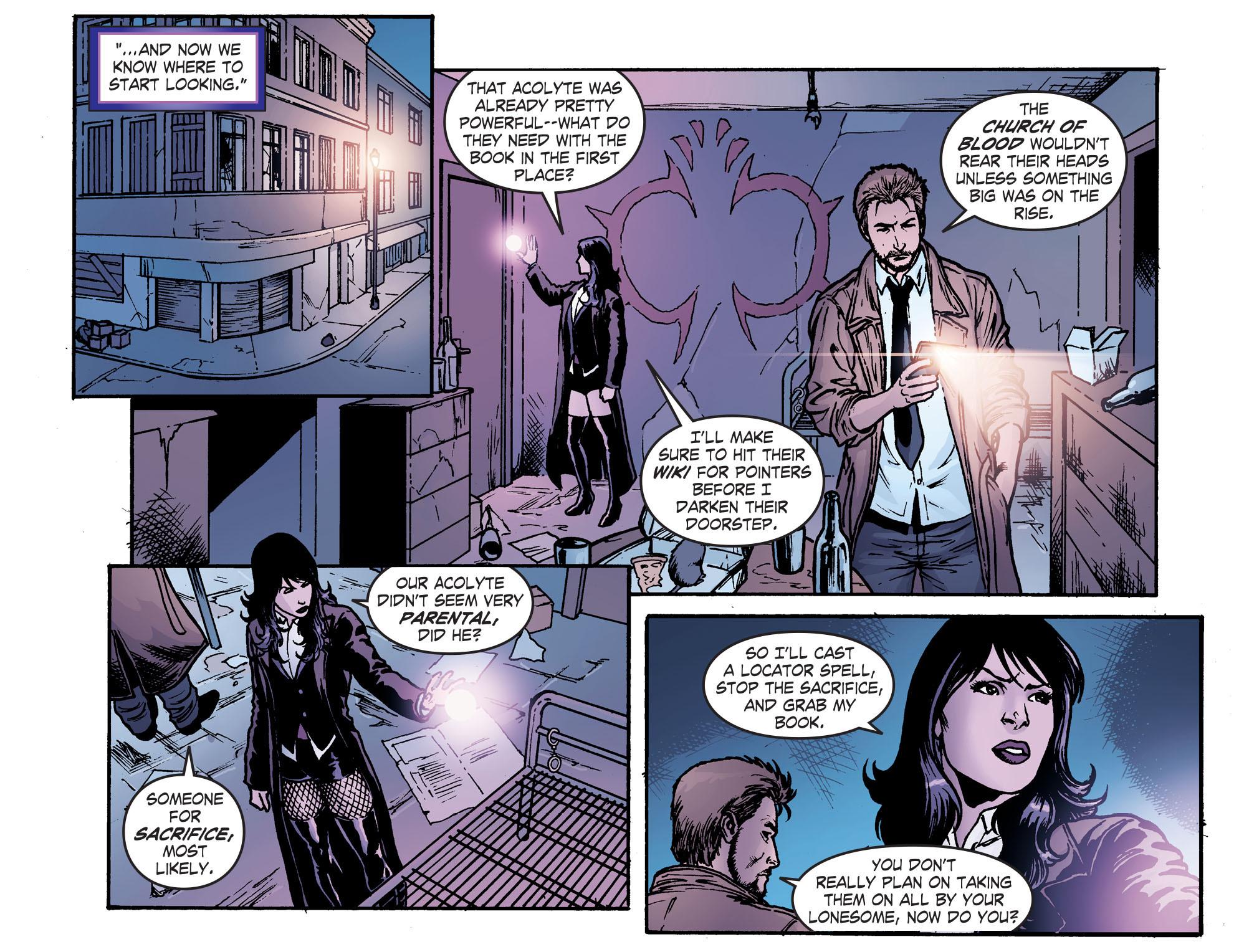 Read online Smallville: Harbinger comic -  Issue #2 - 15